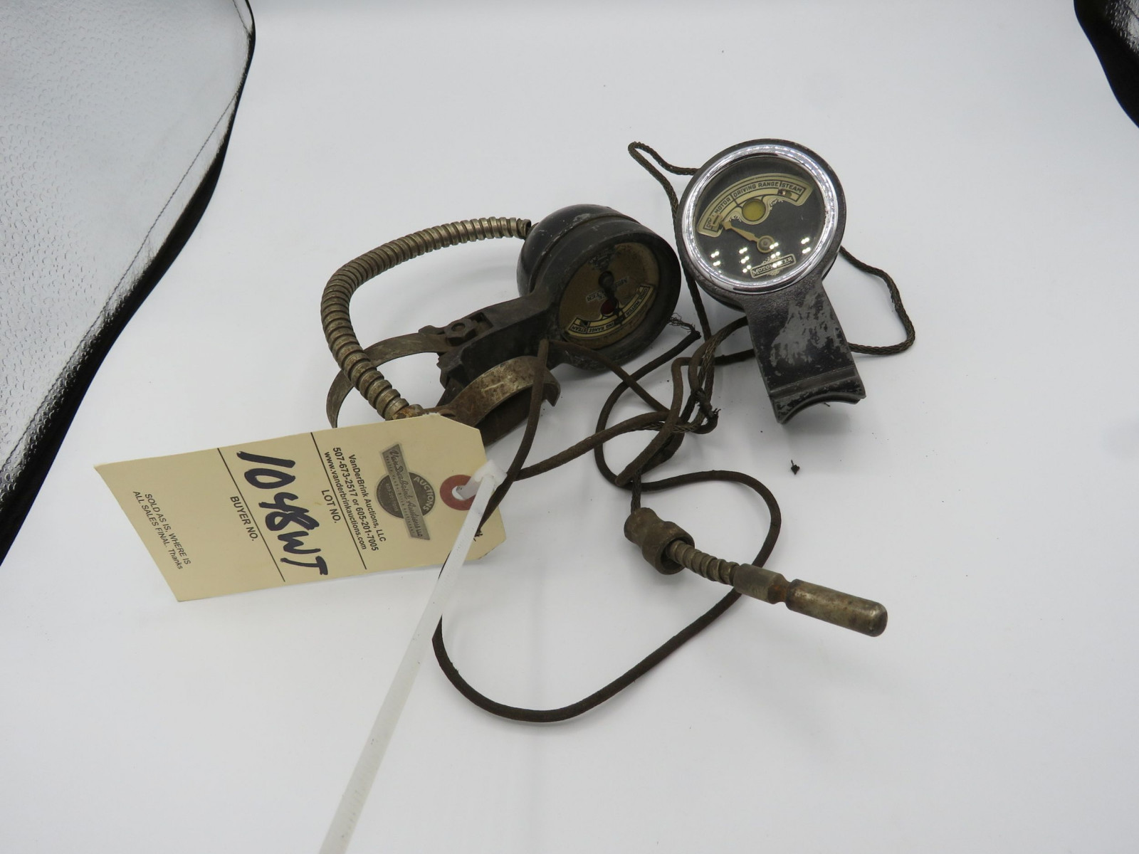 Ford Motometers - Image 1