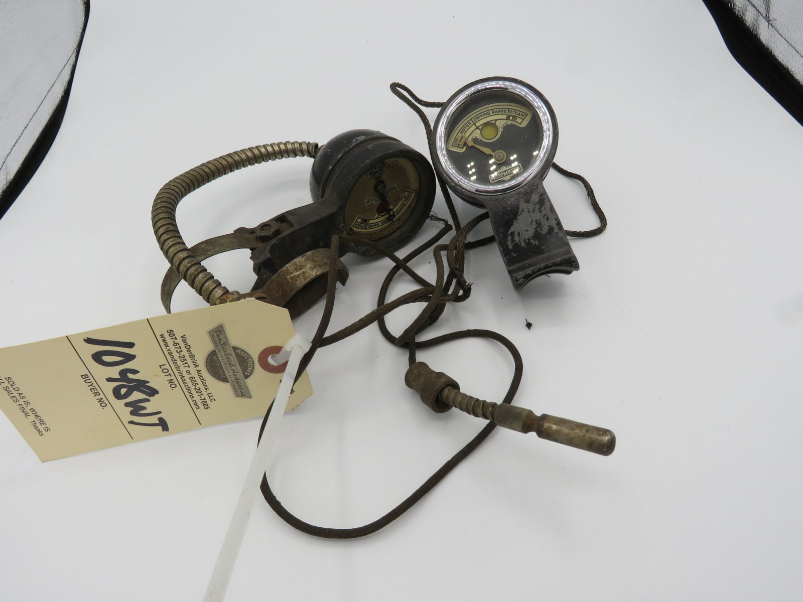 Ford Motometers - Image 2