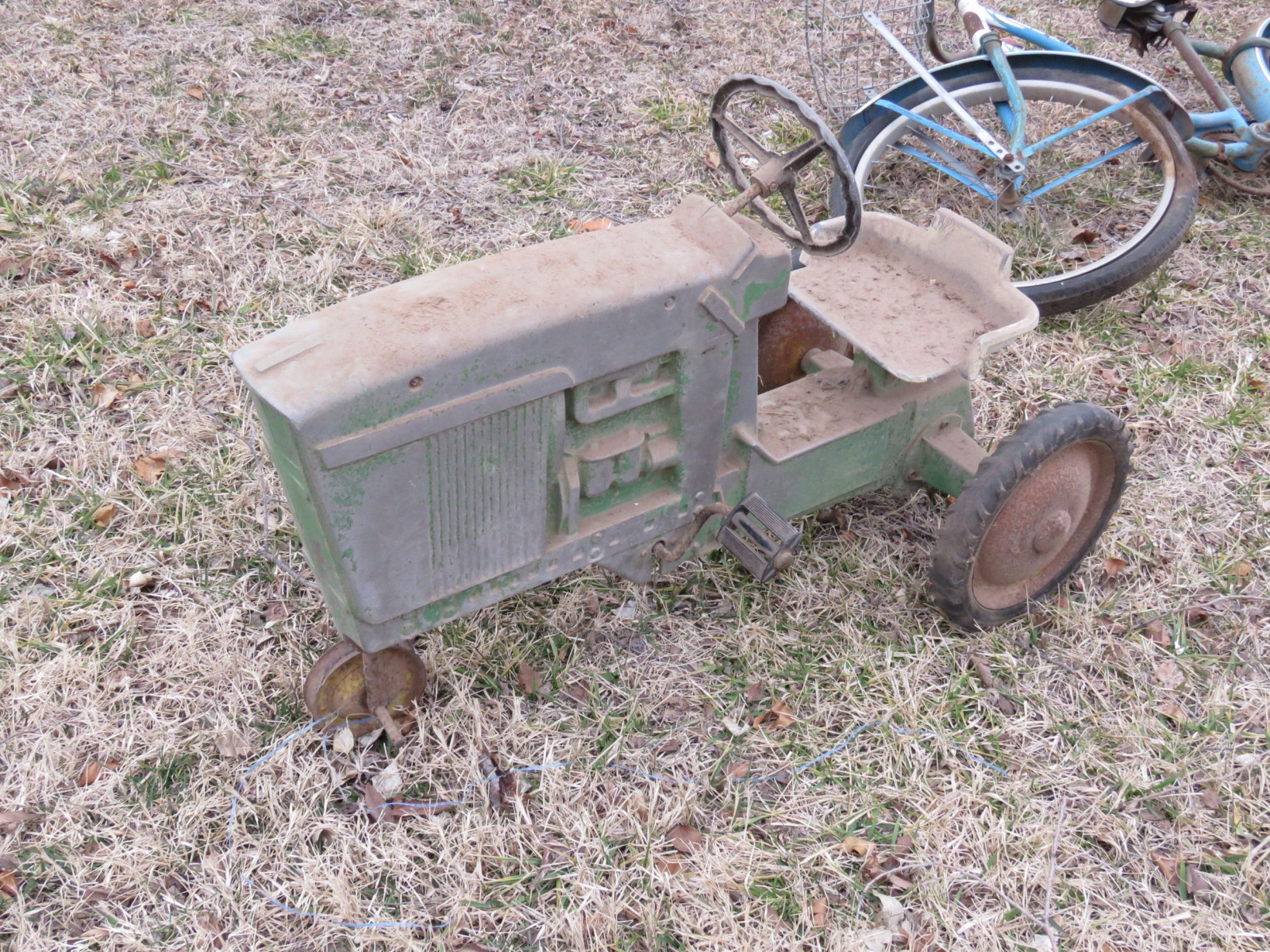 John Deere Model A Pedal Tractor - Image 1