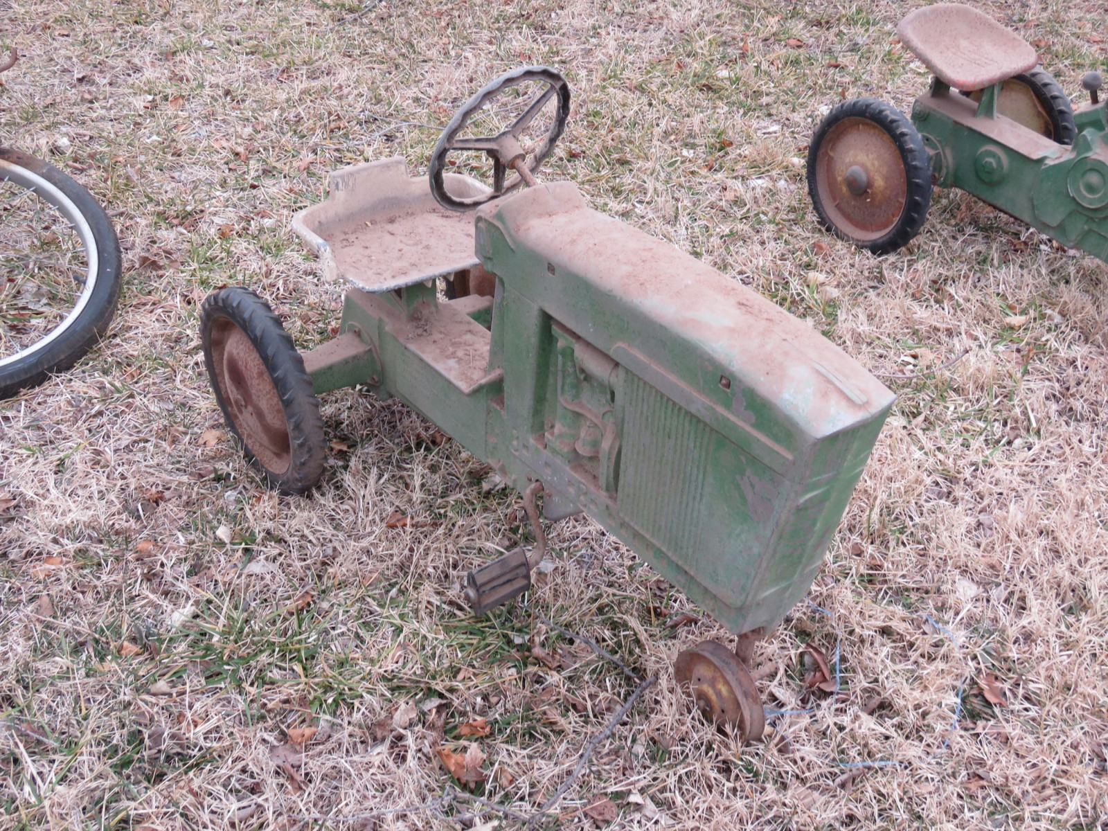 John Deere Model A Pedal Tractor - Image 2