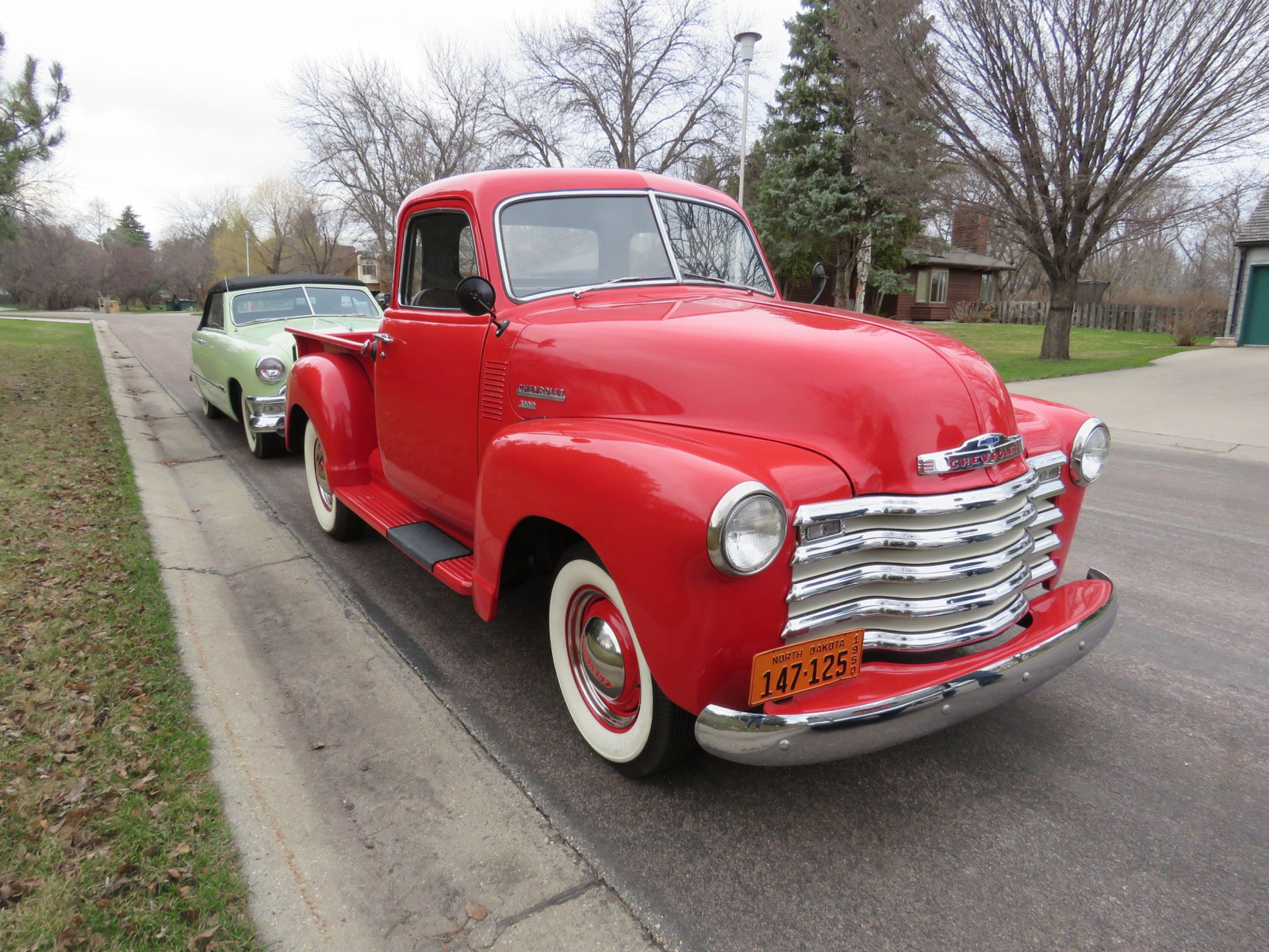 1950 Chevrolet 3100 5 window Pickup - Image 3