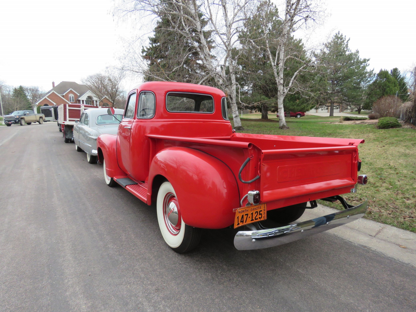 1950 Chevrolet 3100 5 window Pickup - Image 8