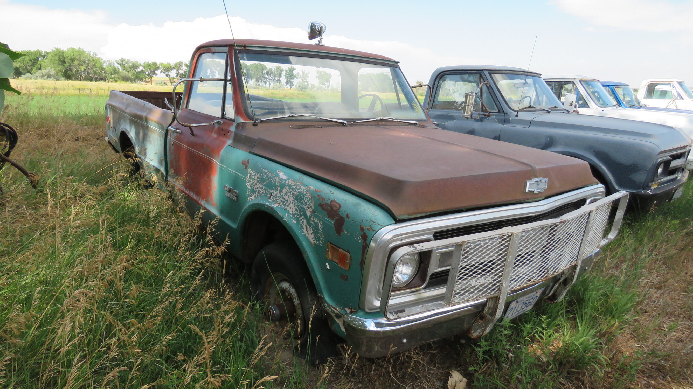 1970 CHEVROLET PICKUP - Image 2