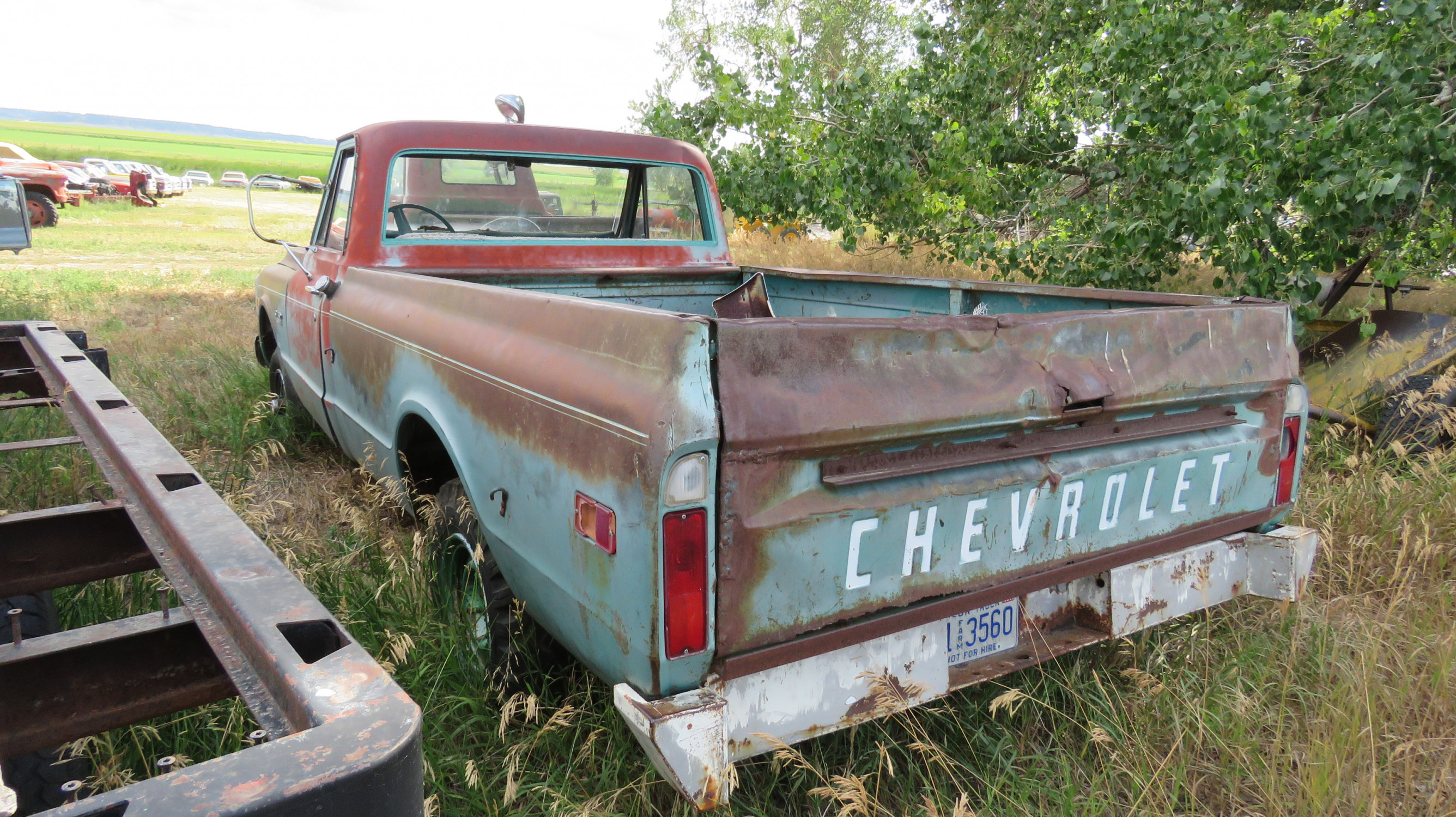 1970 CHEVROLET PICKUP - Image 4