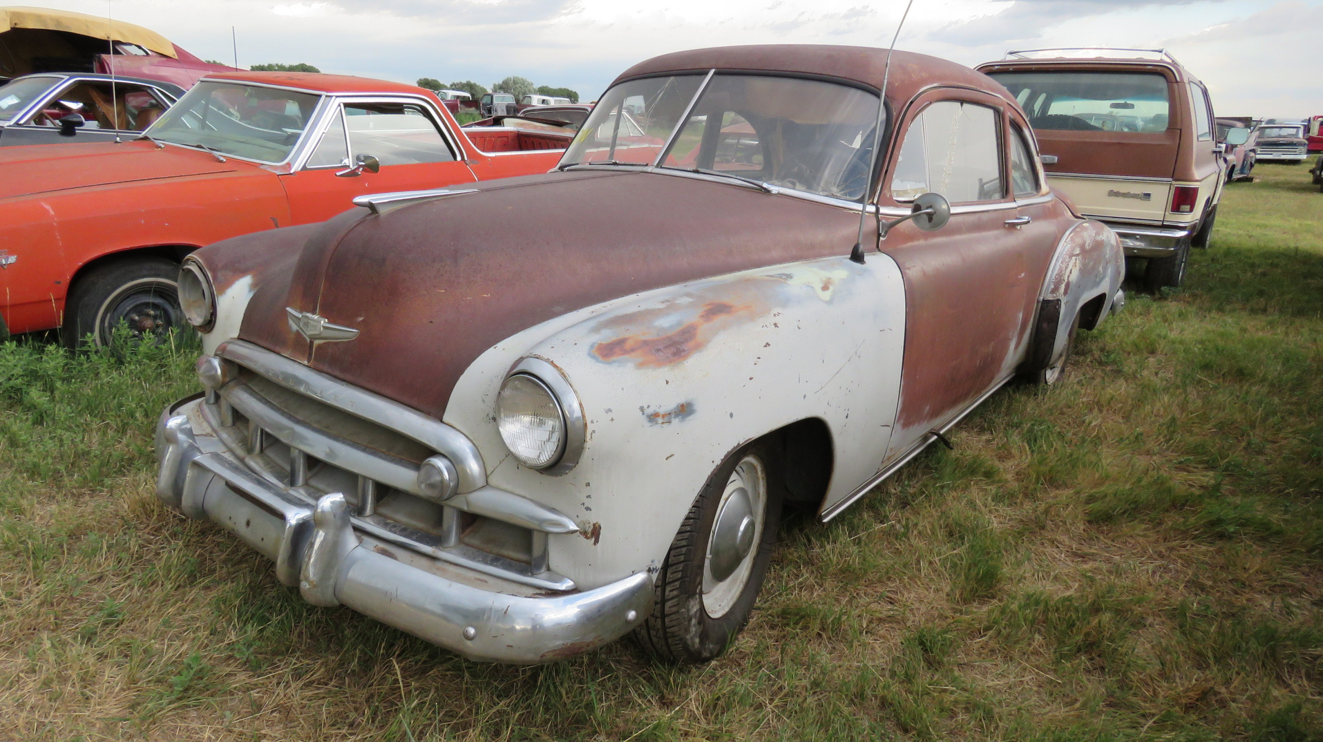 1949 CHEVROLET BUSINESS COUPE - Image 2