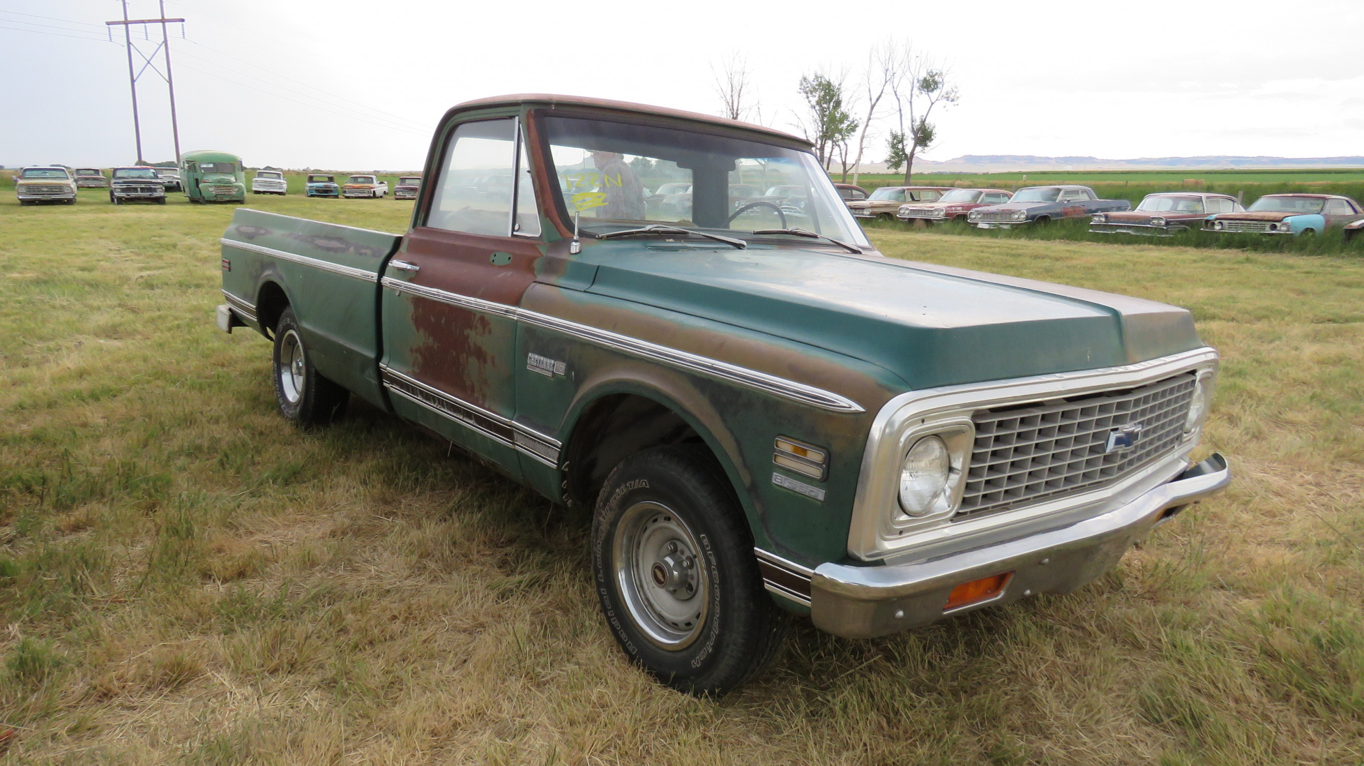 1972 CHEVROLET PICKUP - Image 1
