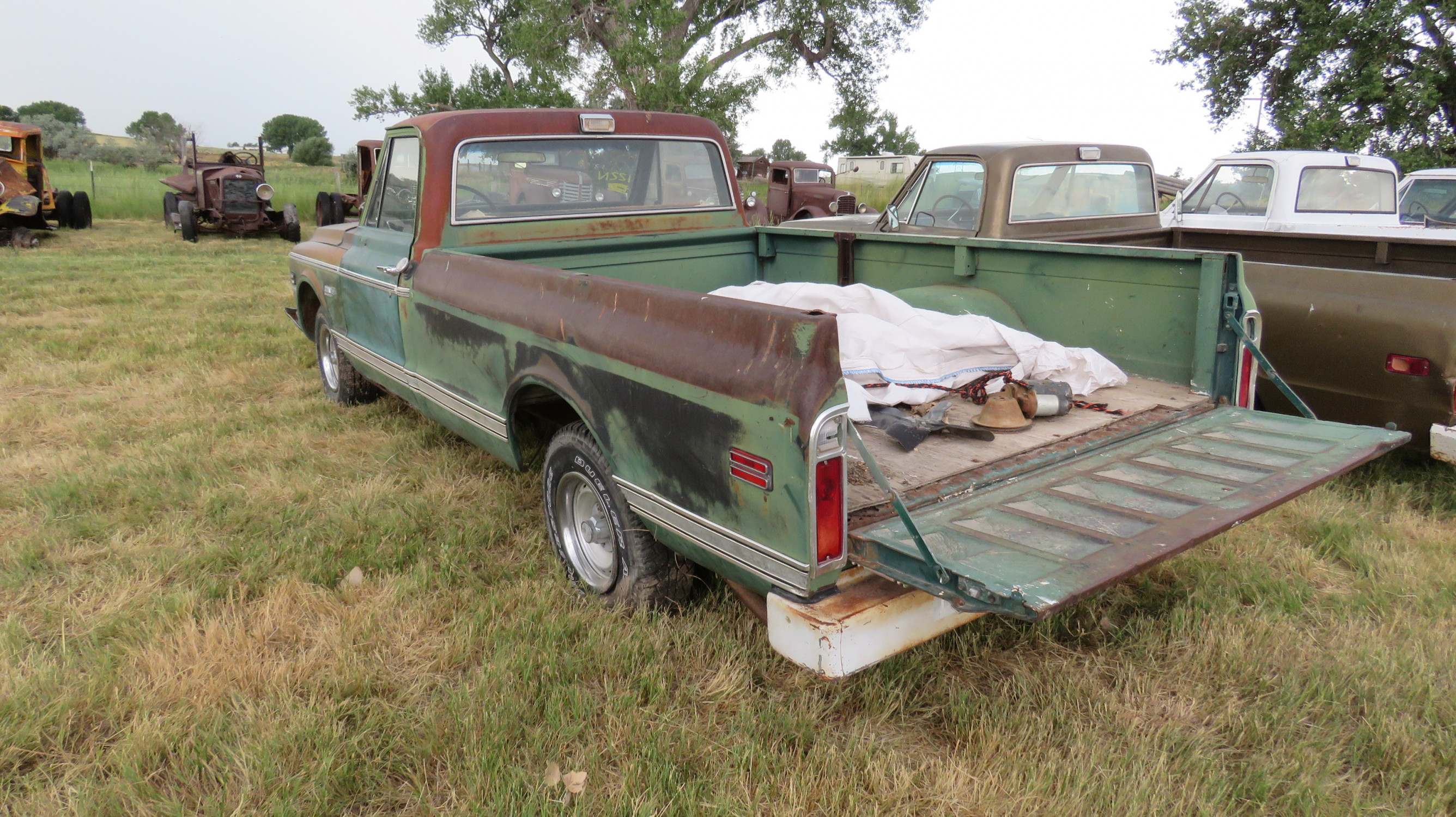 1972 CHEVROLET PICKUP - Image 3