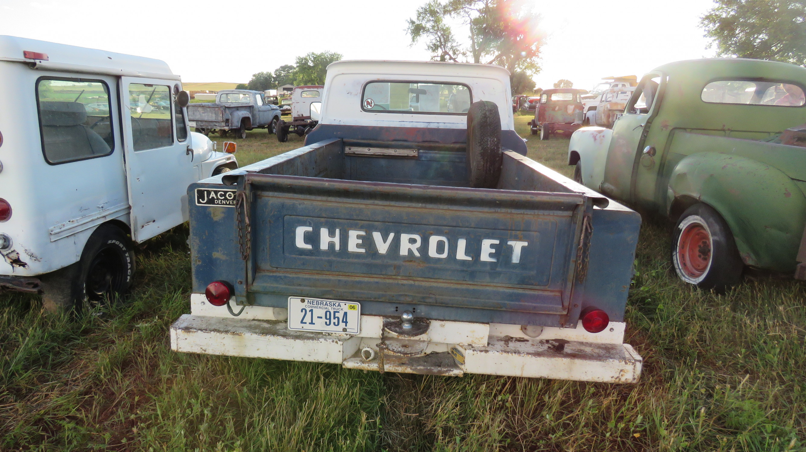 1966 CHEVROLET PICKUP - Image 4
