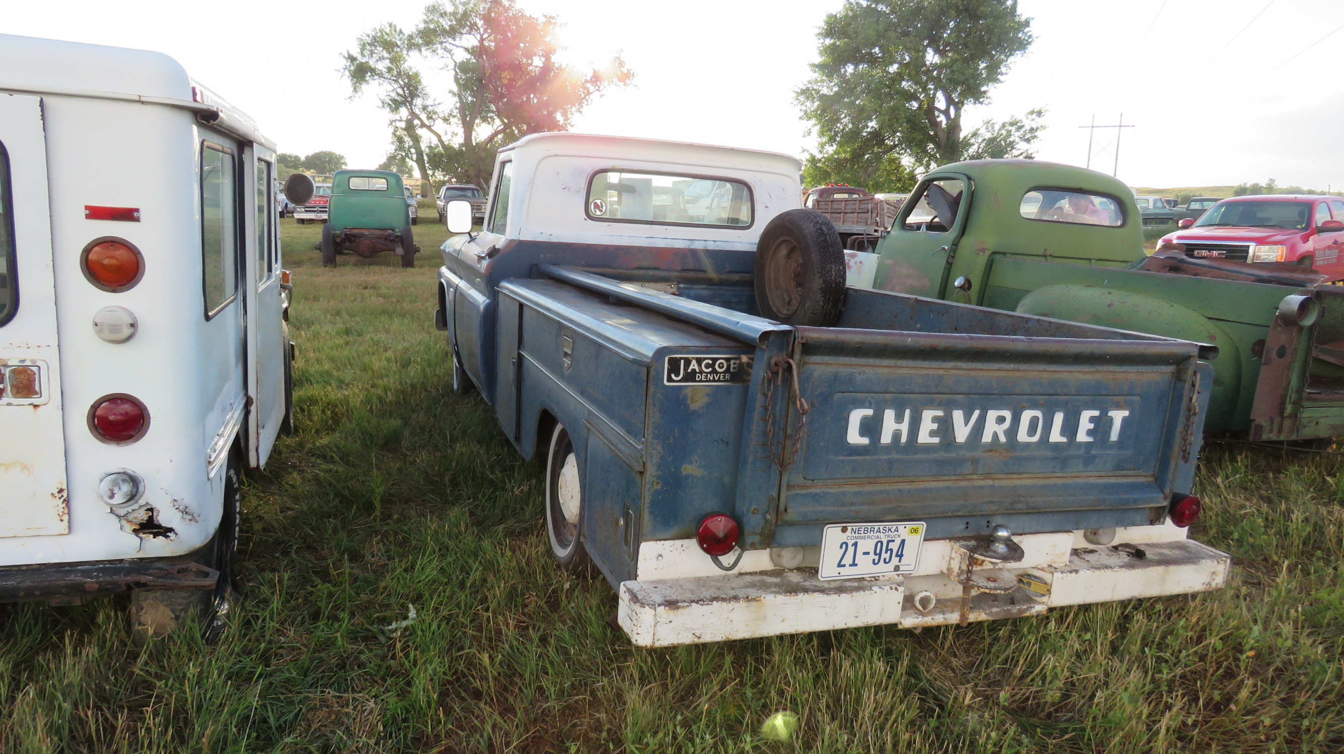 1966 CHEVROLET PICKUP - Image 5