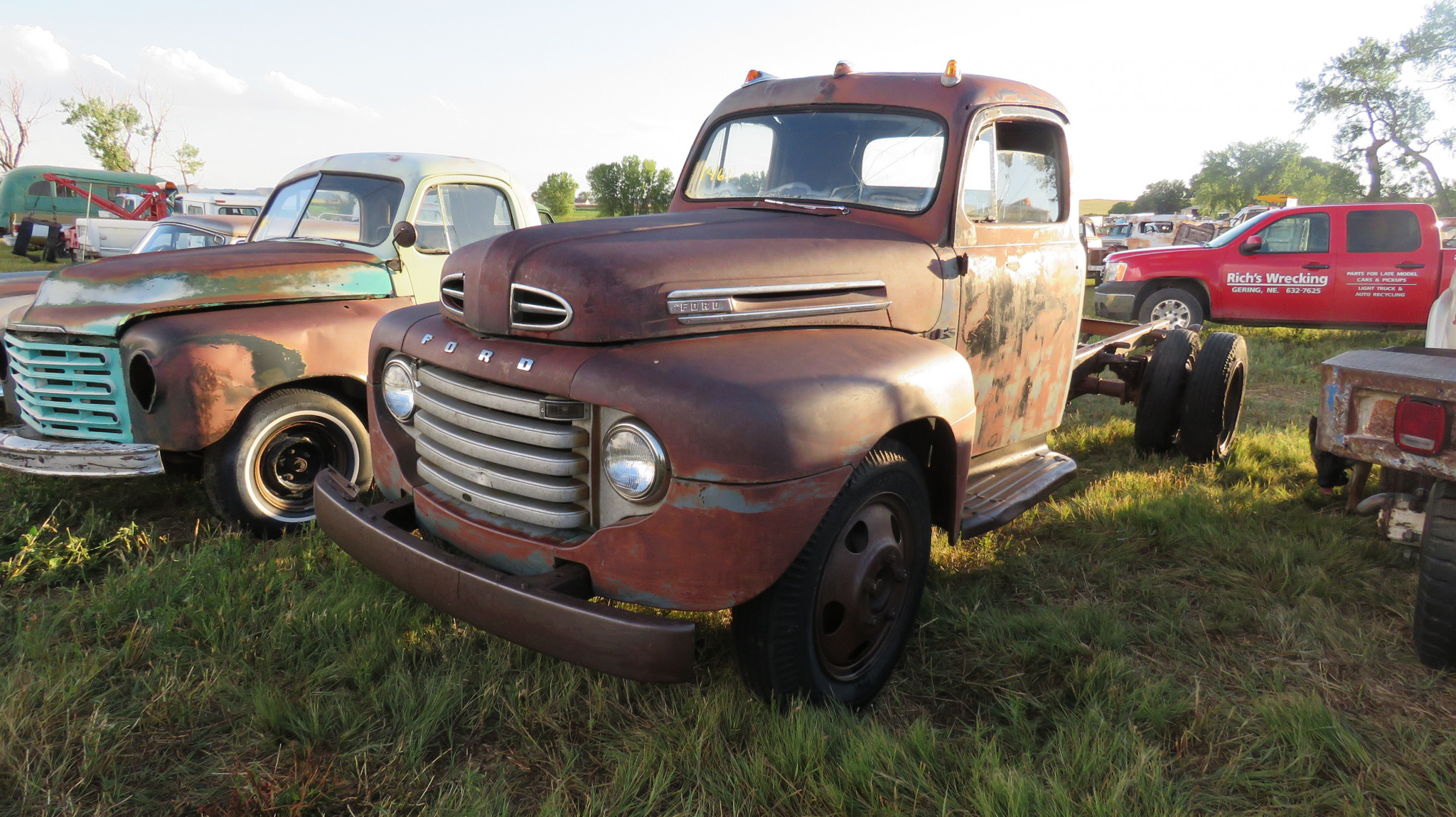 1948 FORD TRUCK - Image 1