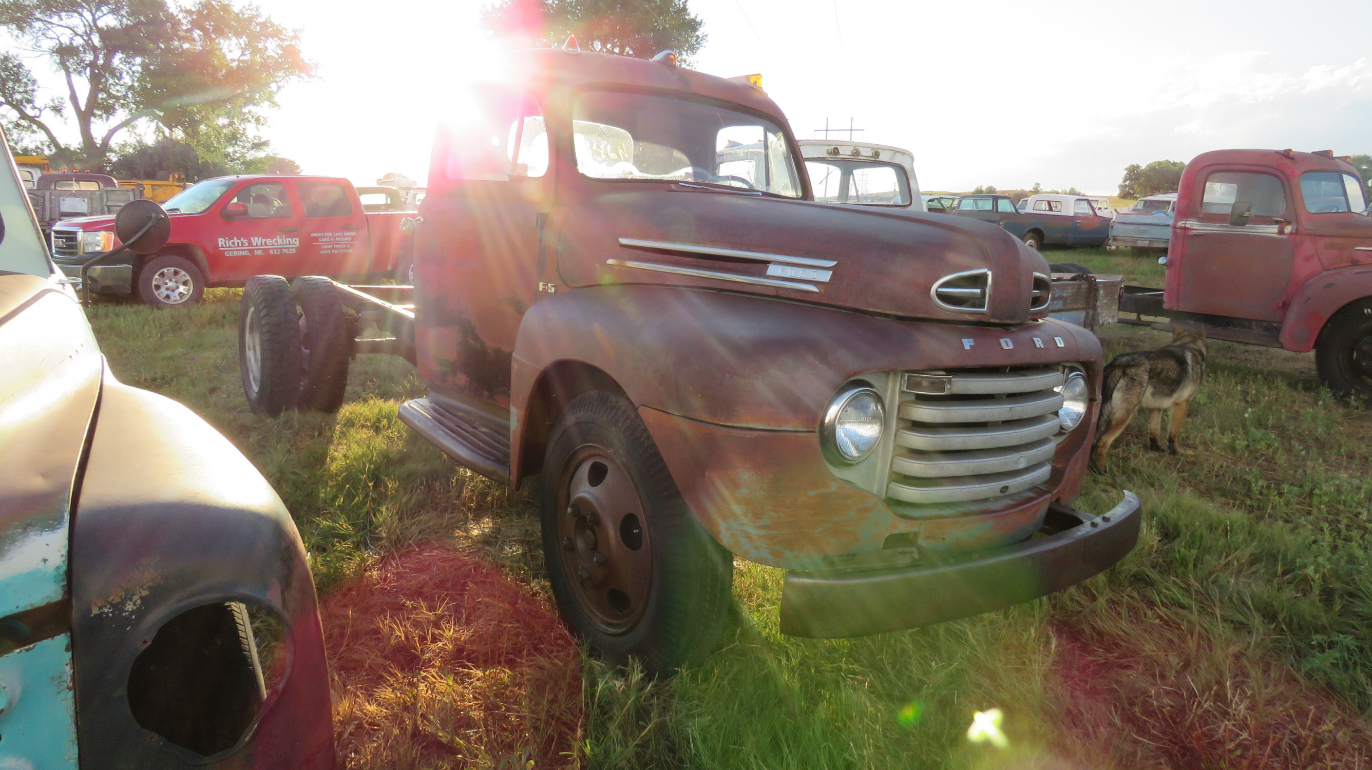 1948 FORD TRUCK - Image 2