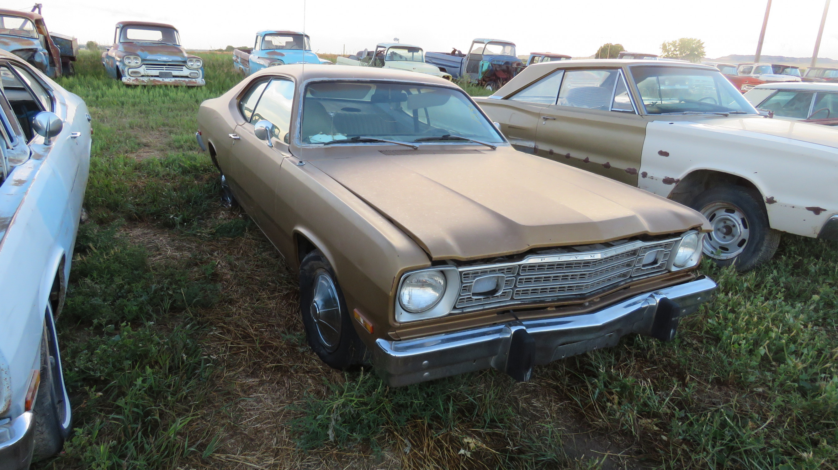 1974 PLYMOUTH DUSTER - Image 2