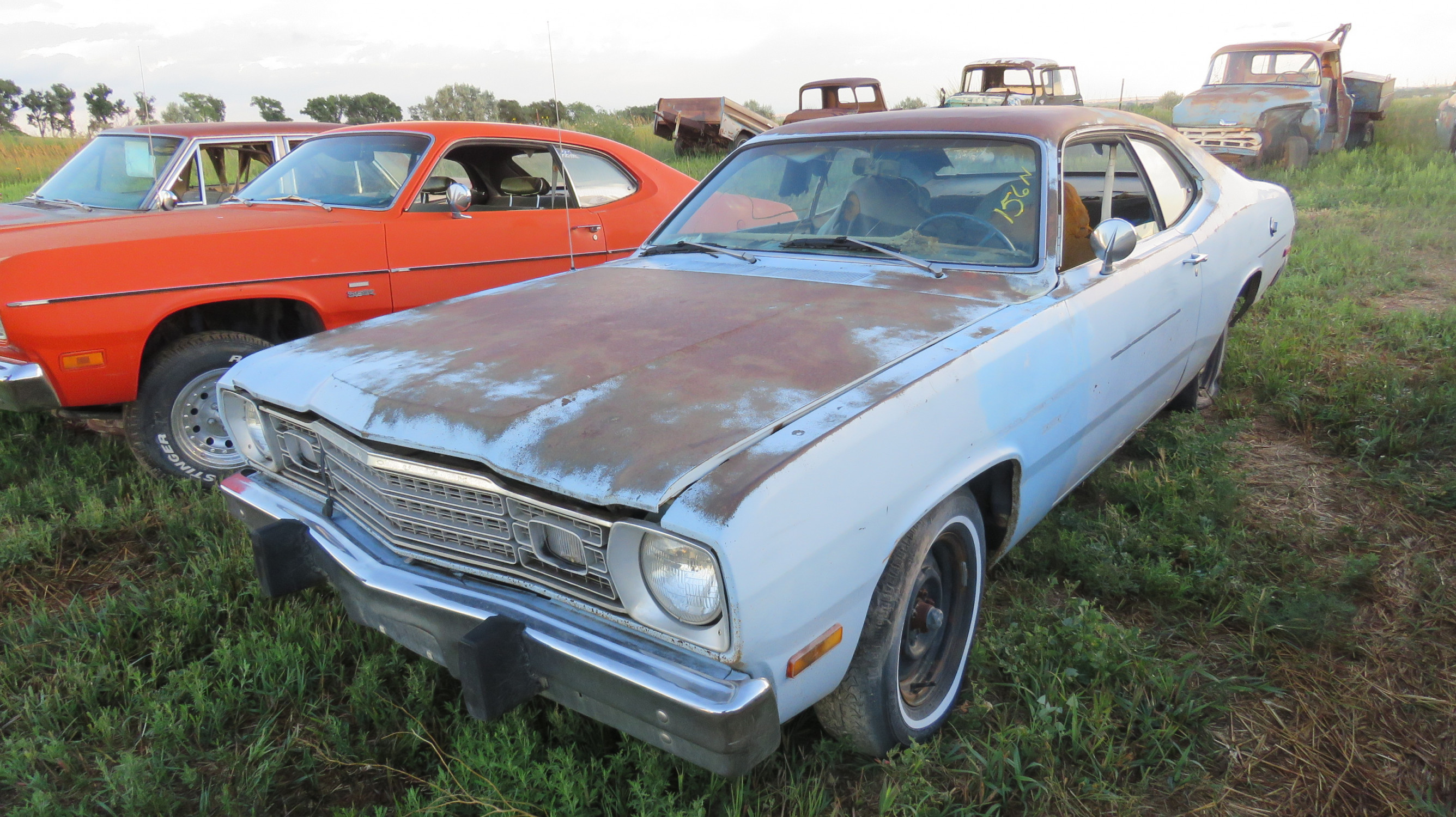 1973 PLYMOUTH DUSTER PROJECT - Image 1