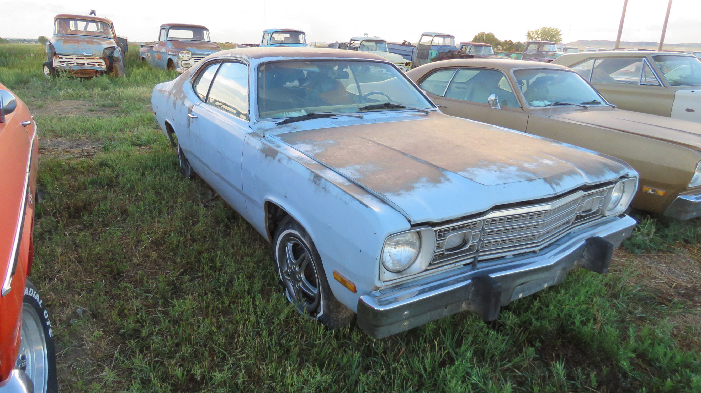 1973 PLYMOUTH DUSTER PROJECT - Image 2