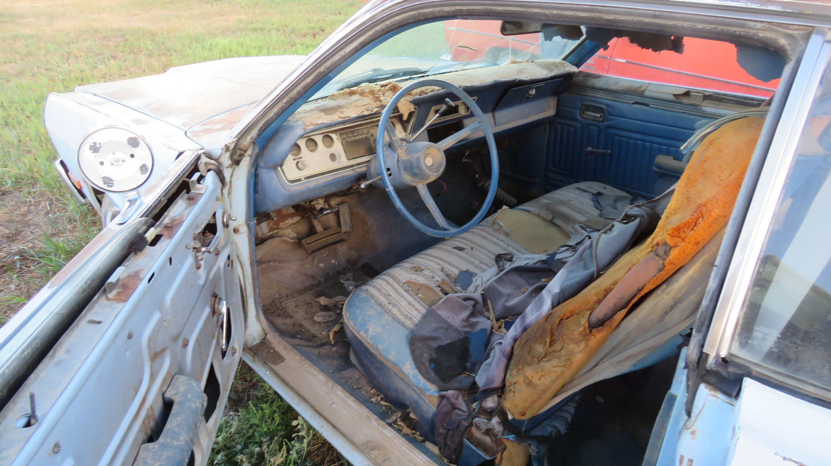 1973 PLYMOUTH DUSTER PROJECT - Image 4