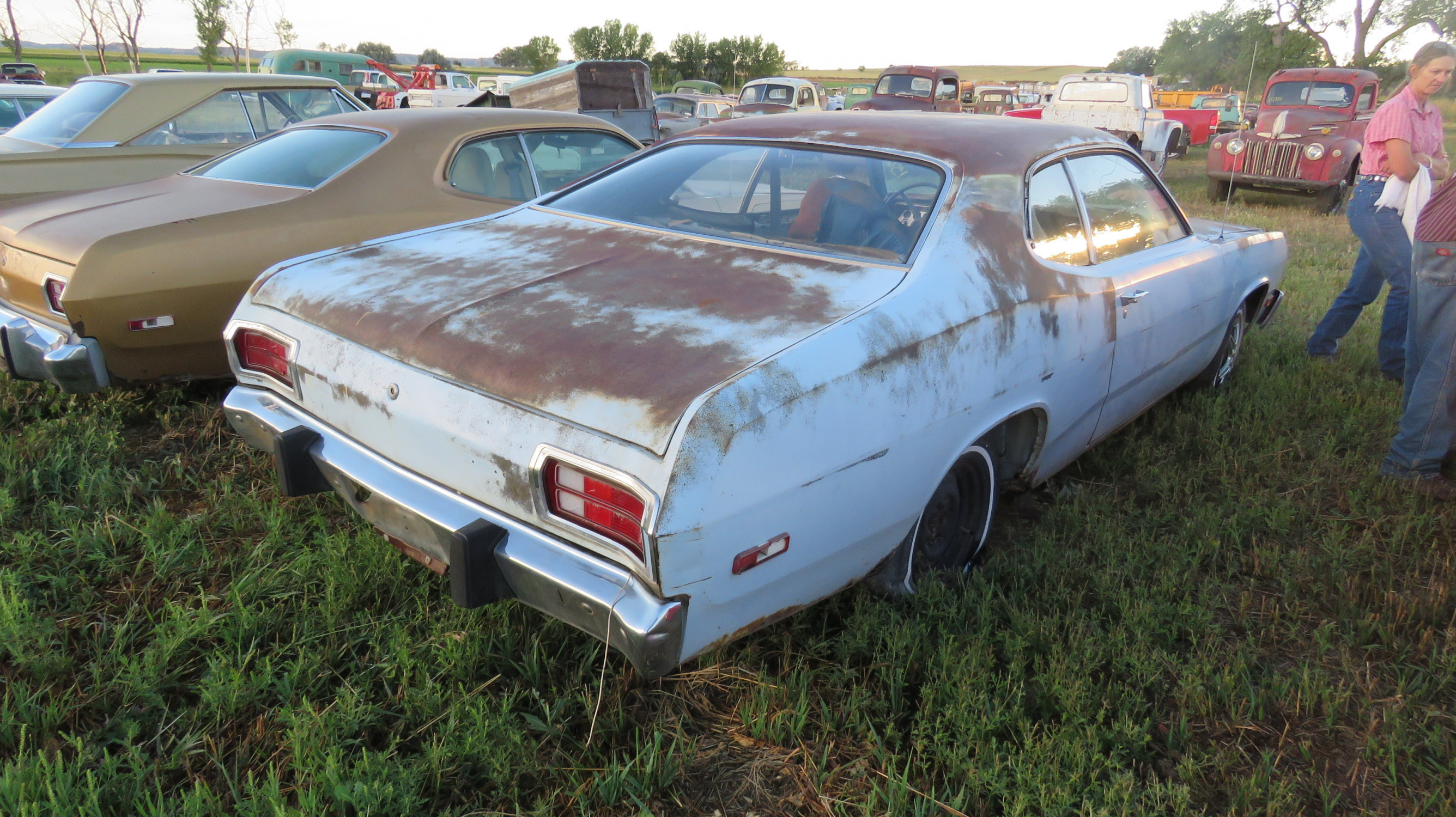 1973 PLYMOUTH DUSTER PROJECT - Image 5