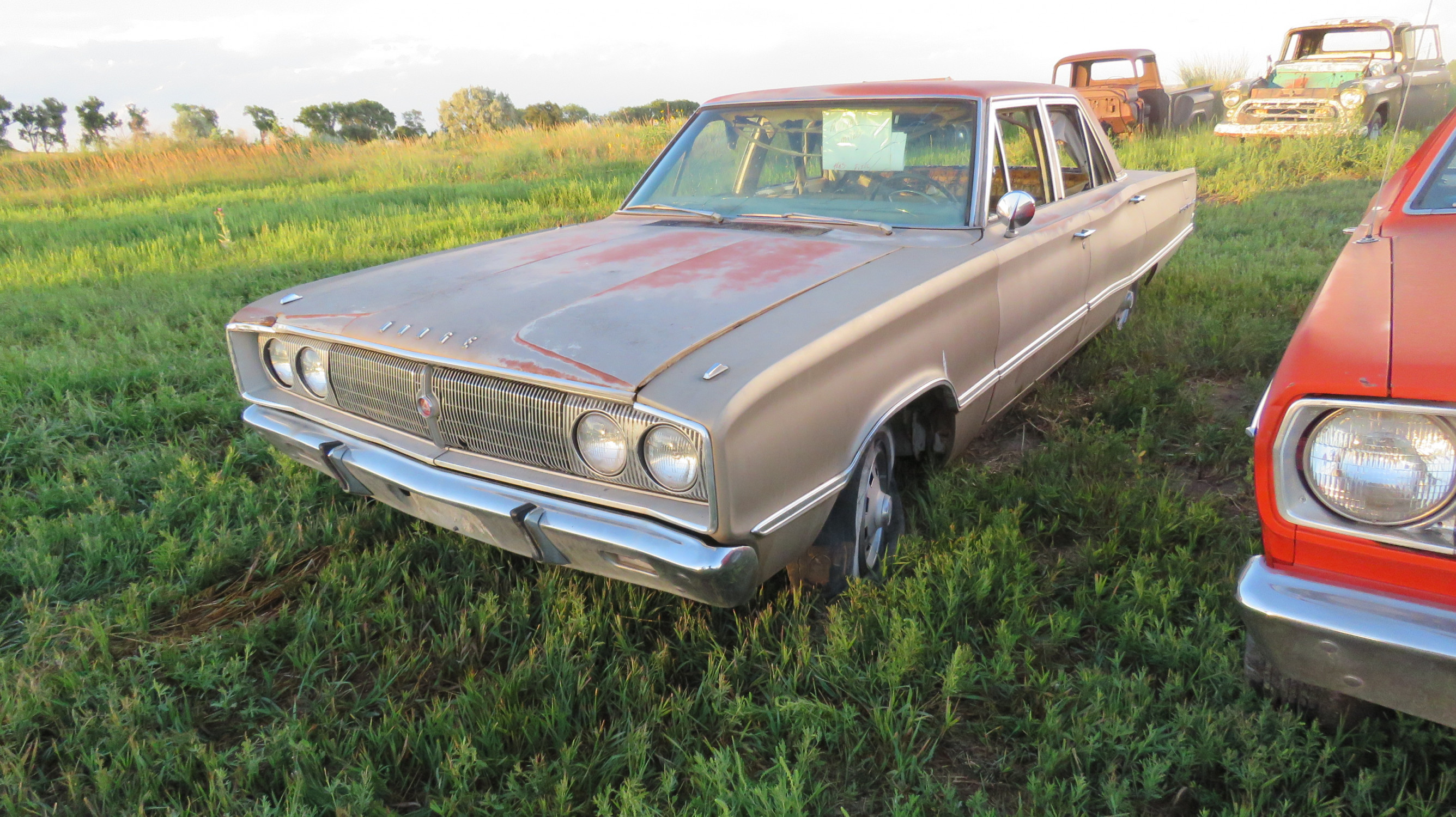 DODGE CORONET 440 FOR PARTS - Image 1