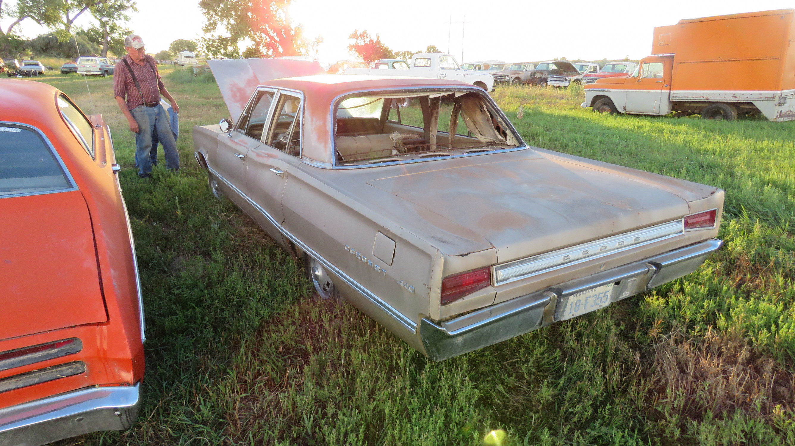 DODGE CORONET 440 FOR PARTS - Image 5