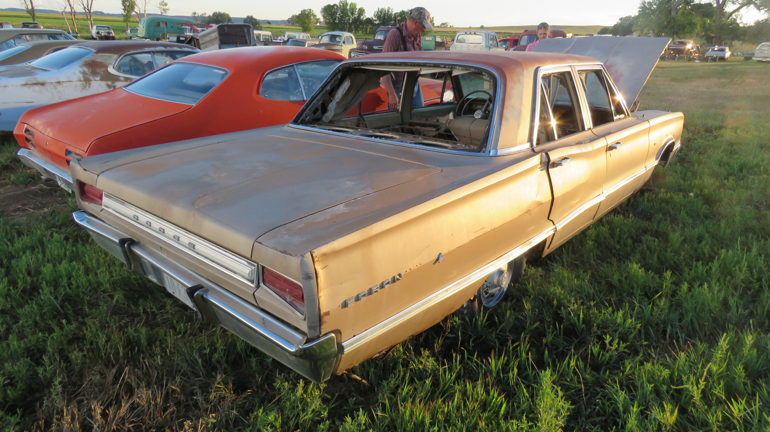 DODGE CORONET 440 FOR PARTS - Image 6