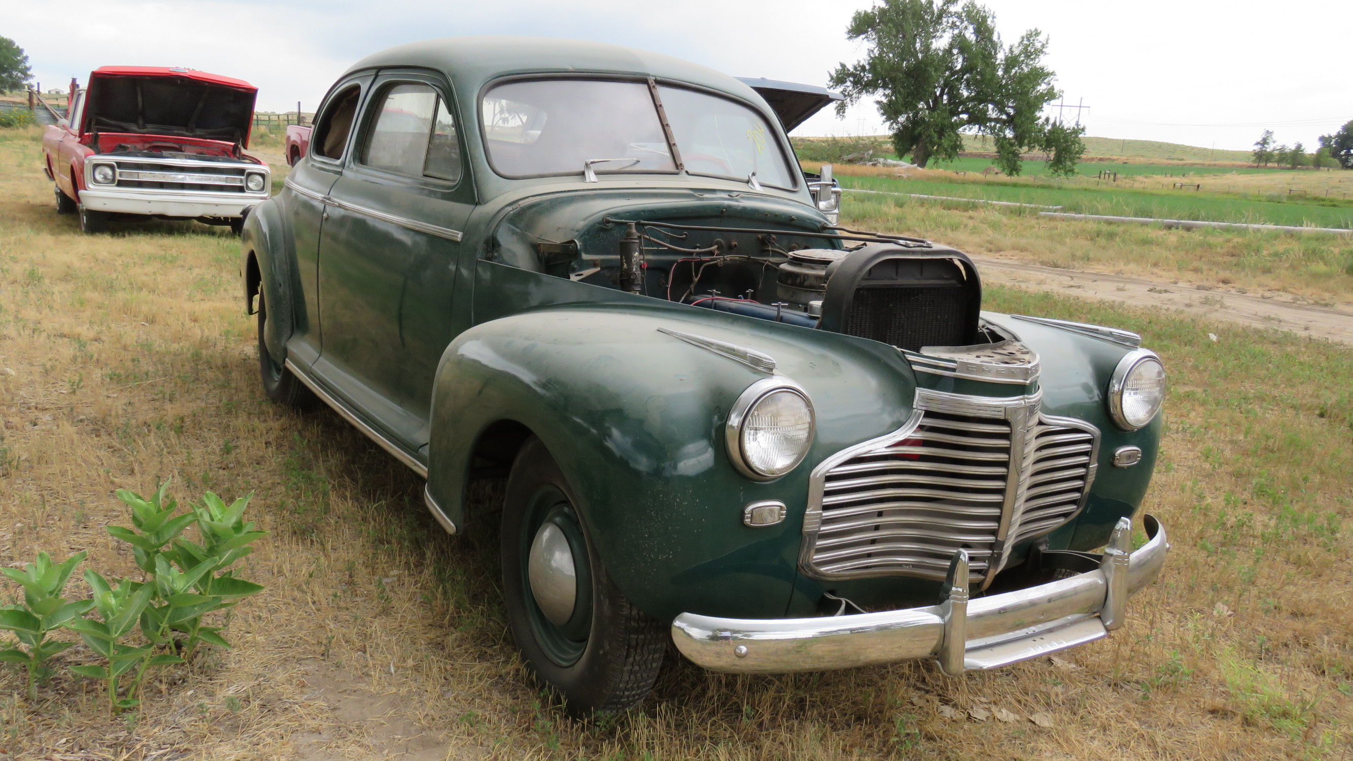 1941 CHEVROLET COUPE - Image 1