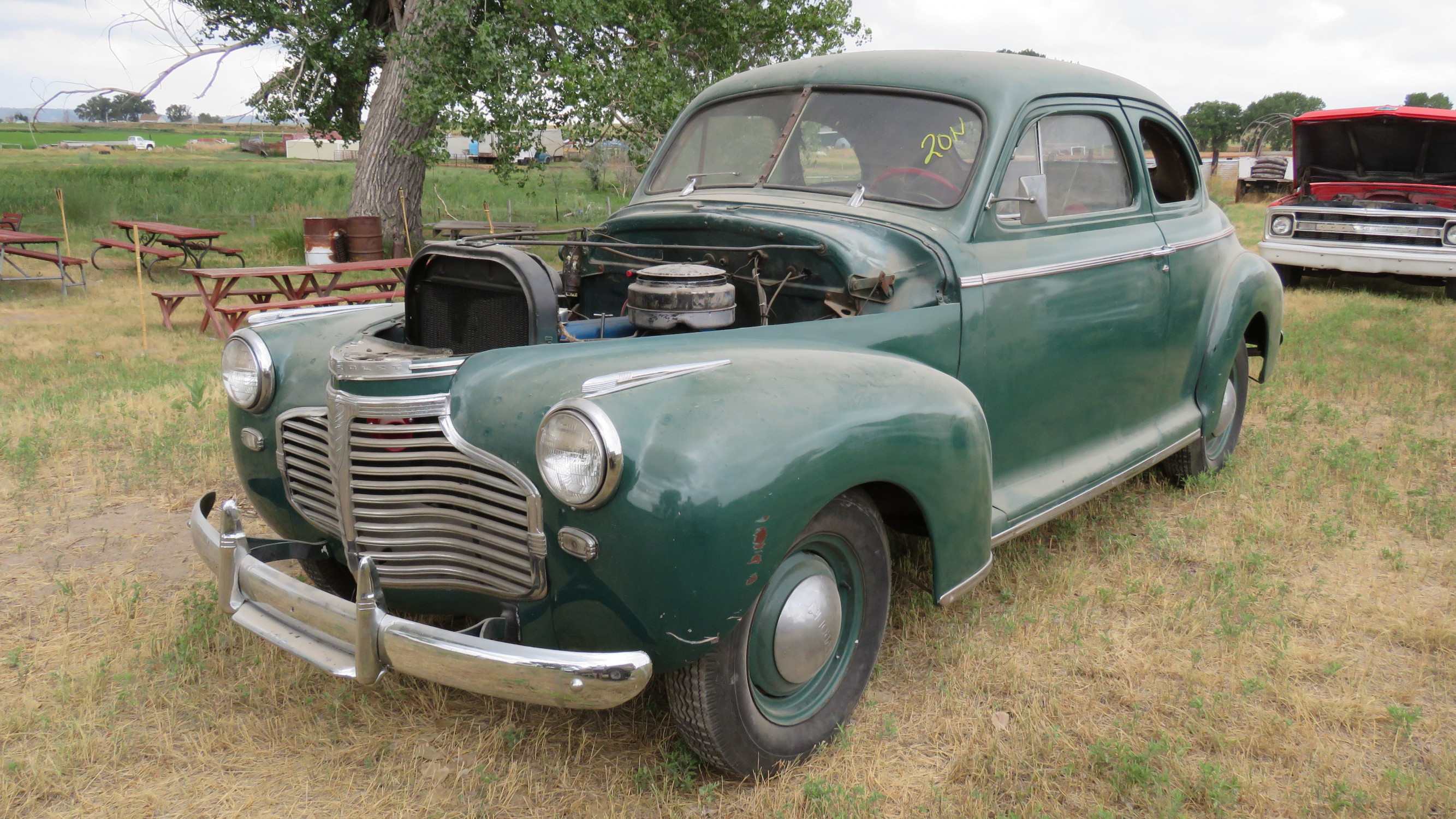 1941 CHEVROLET COUPE - Image 3