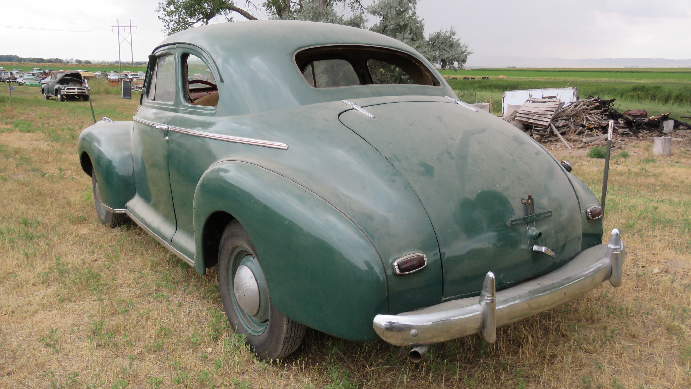 1941 CHEVROLET COUPE - Image 4