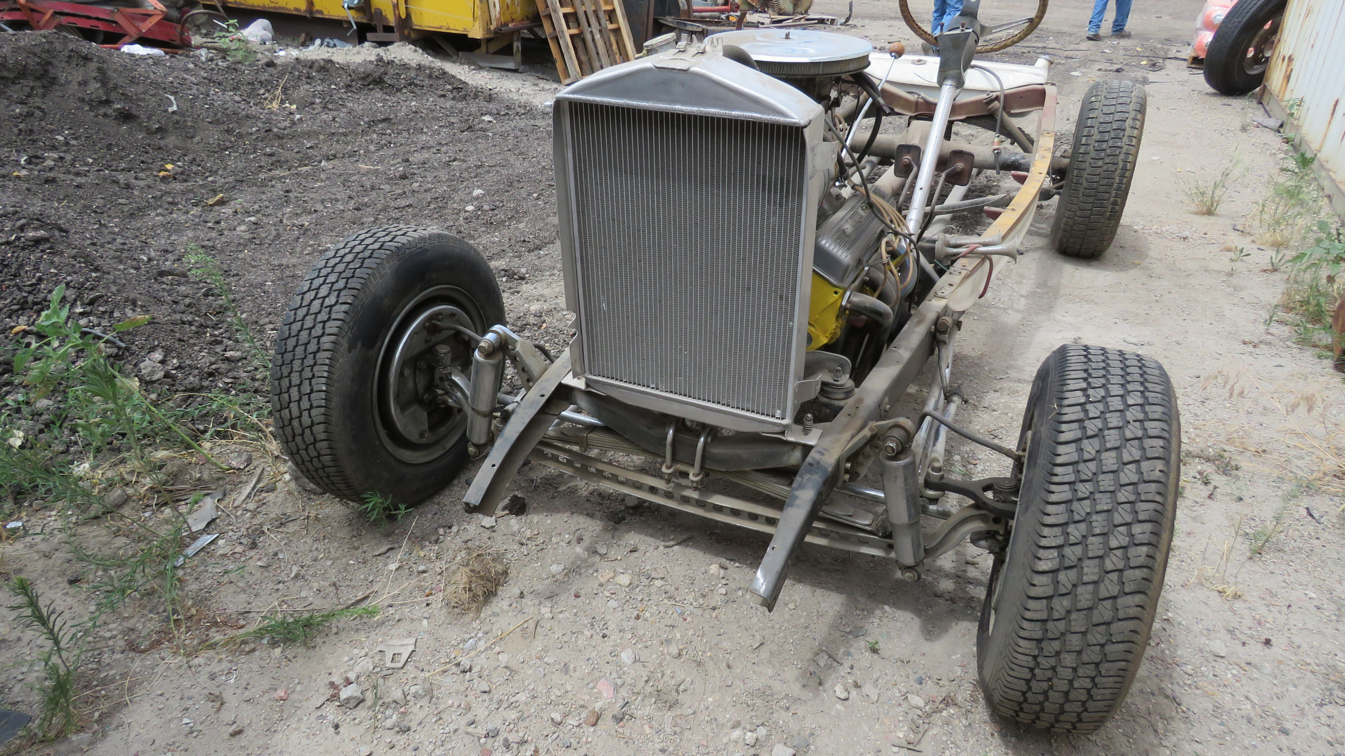 1932 Ford Sedan Complete Running gear ready for your hotrod project! - Image 3