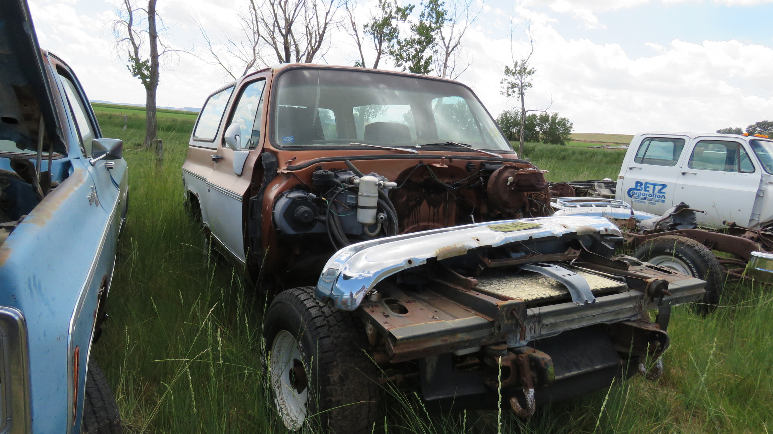 1978 CHEVROLET BLAZER FOR PARTS - Image 2