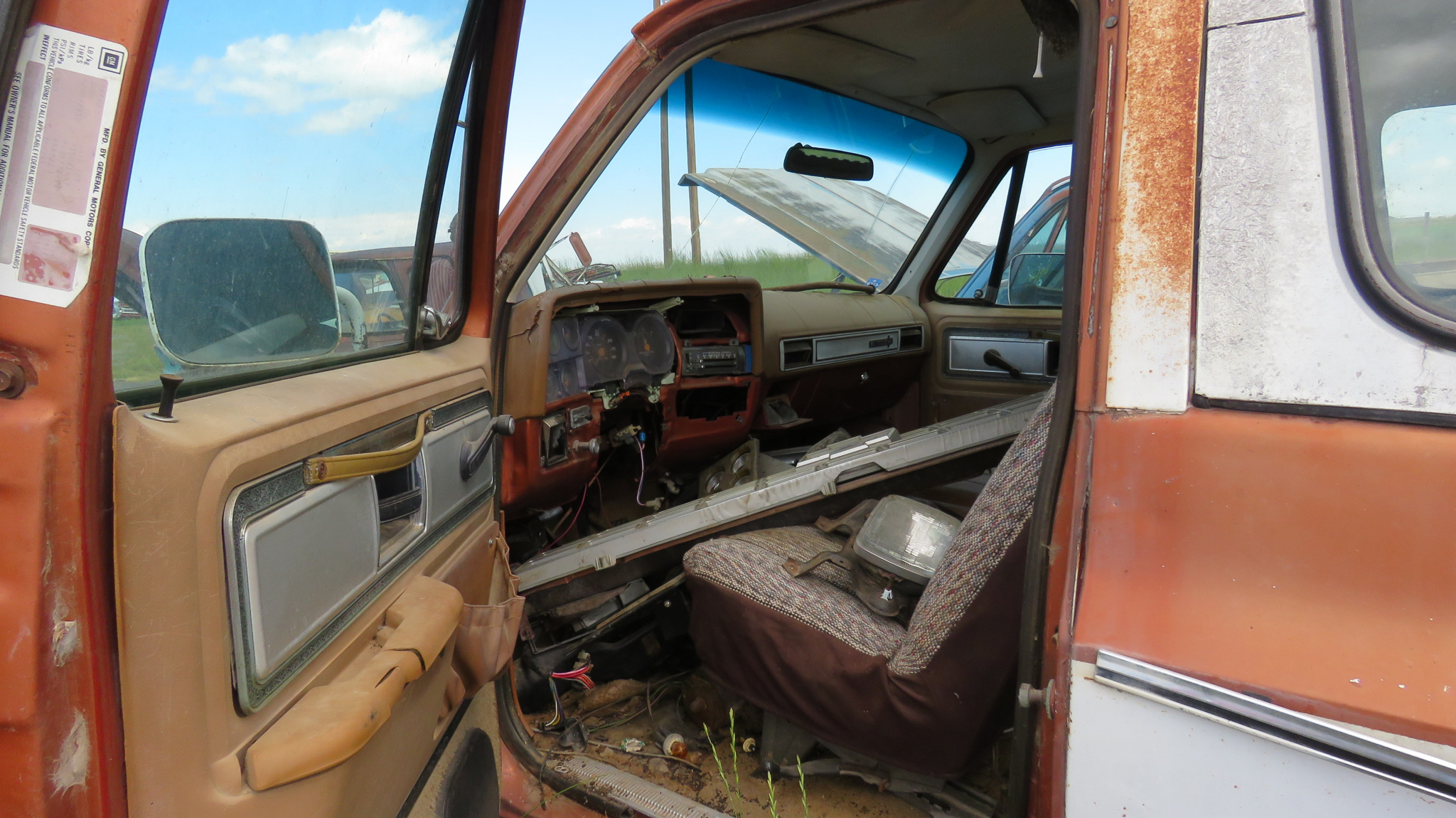 1978 CHEVROLET BLAZER FOR PARTS - Image 3