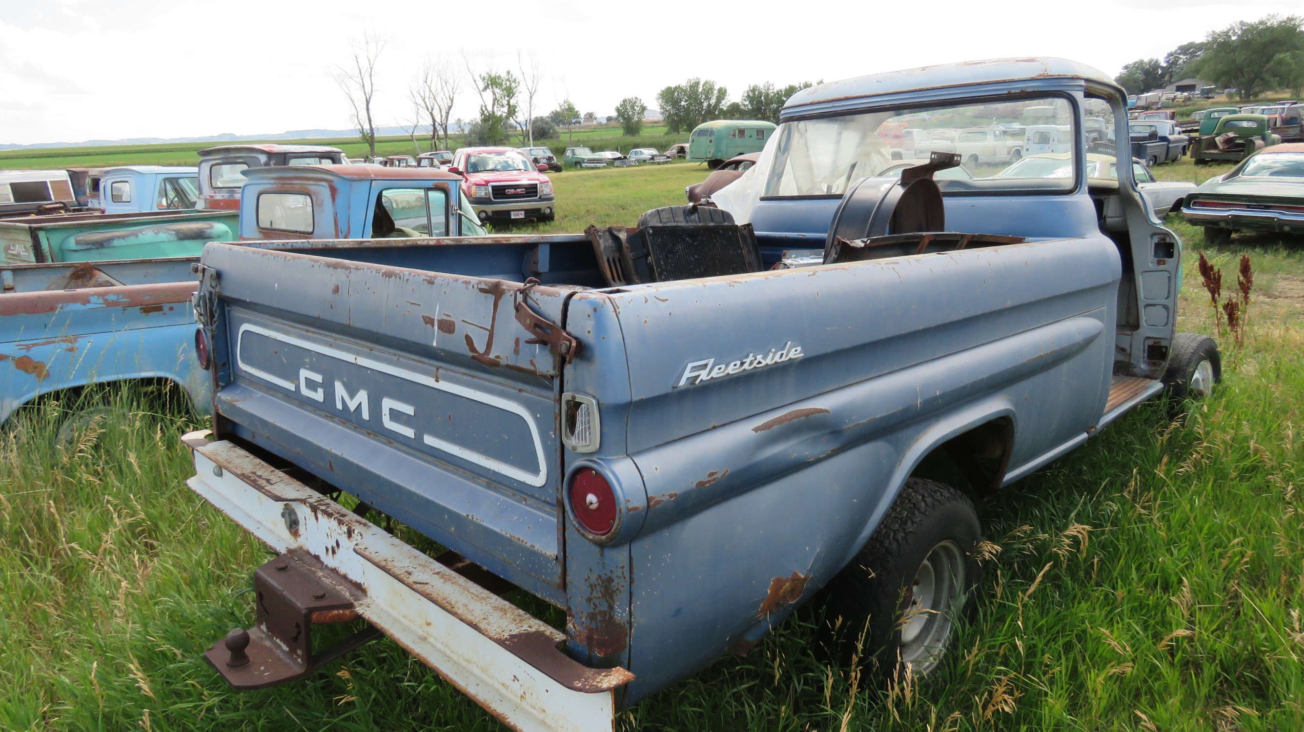 1955 GMC FLEETSIDE PICKUP - Image 3