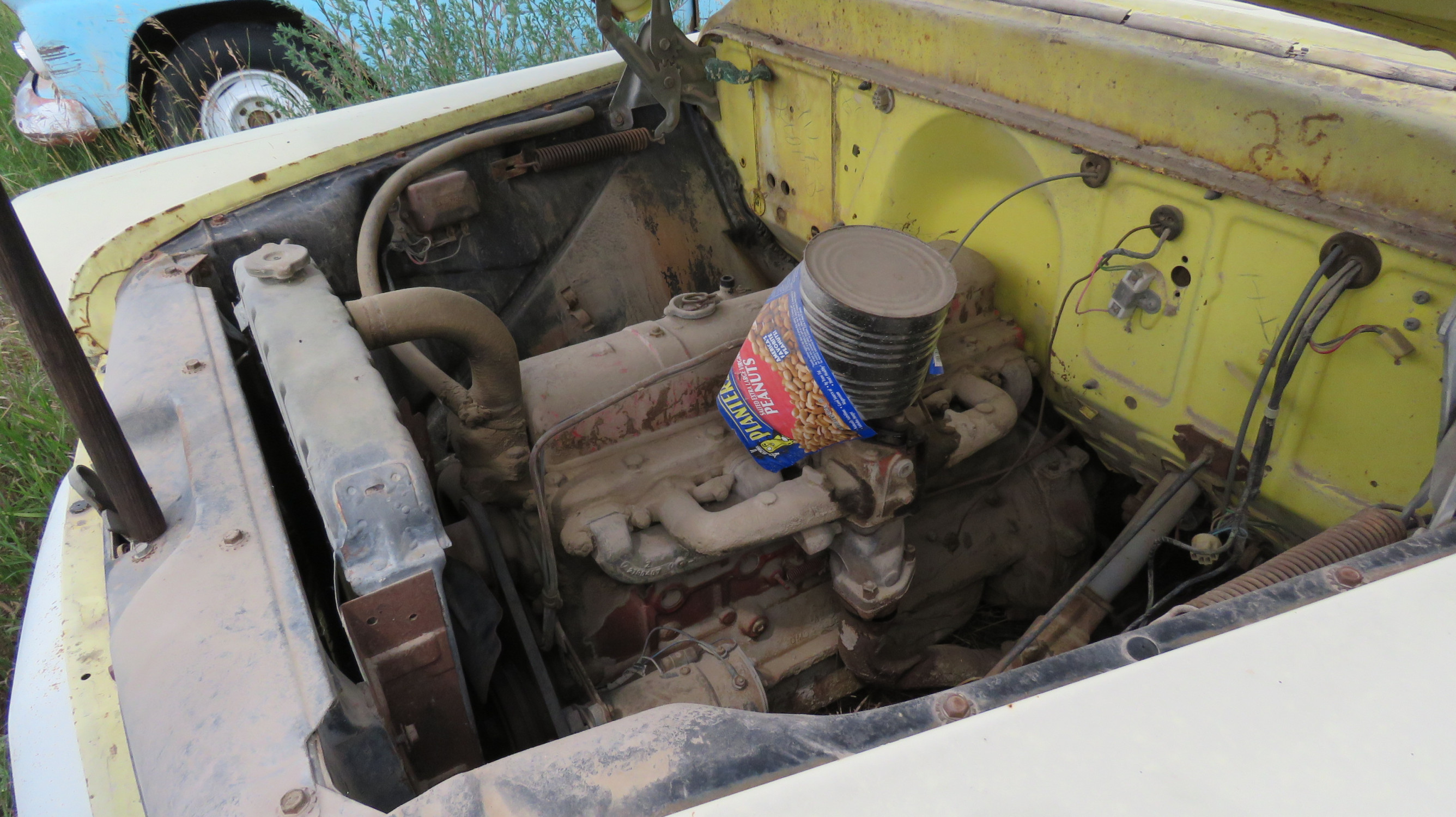 1955 GMC FLEETSIDE PICKUP FOR PARTS OR PROJECT - Image 5