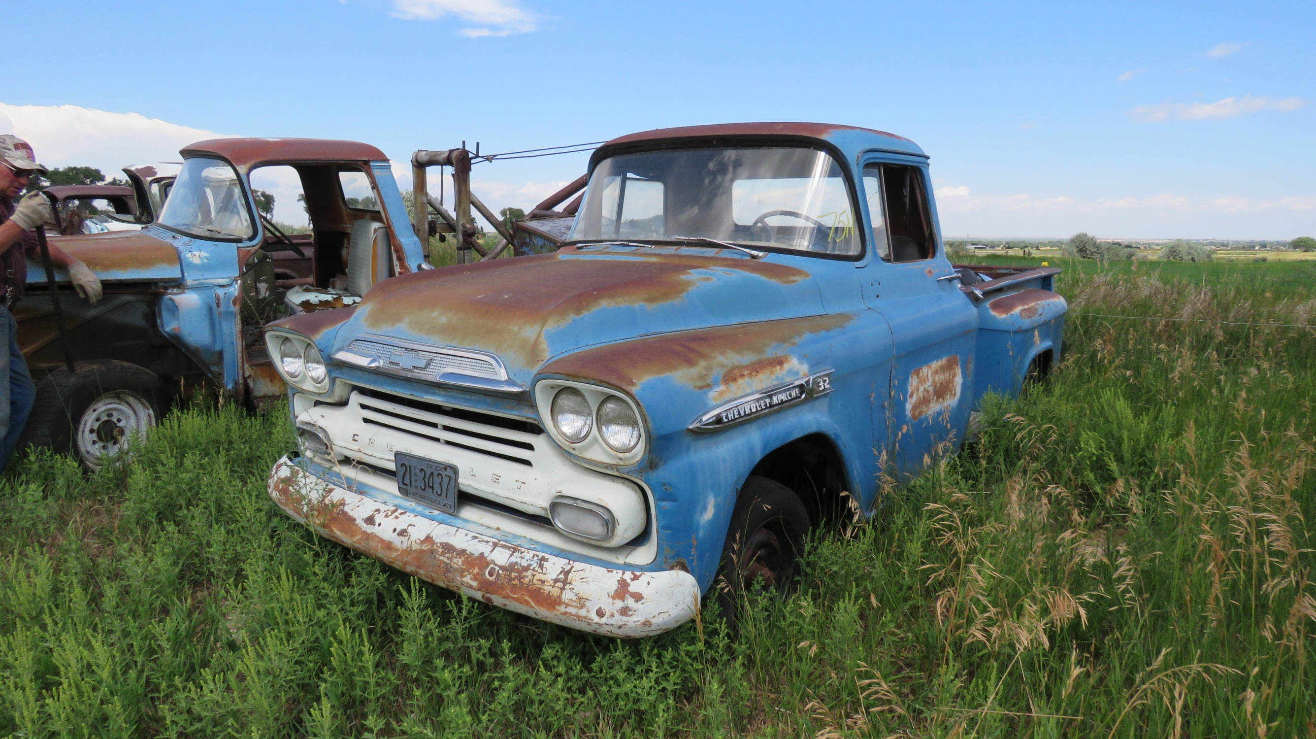 1959 CHEVROLET STEPSIDE PICKUP - Image 1