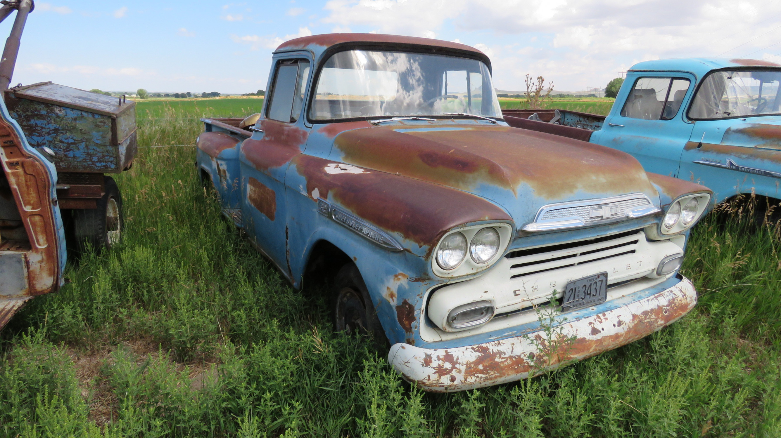 1959 CHEVROLET STEPSIDE PICKUP - Image 2