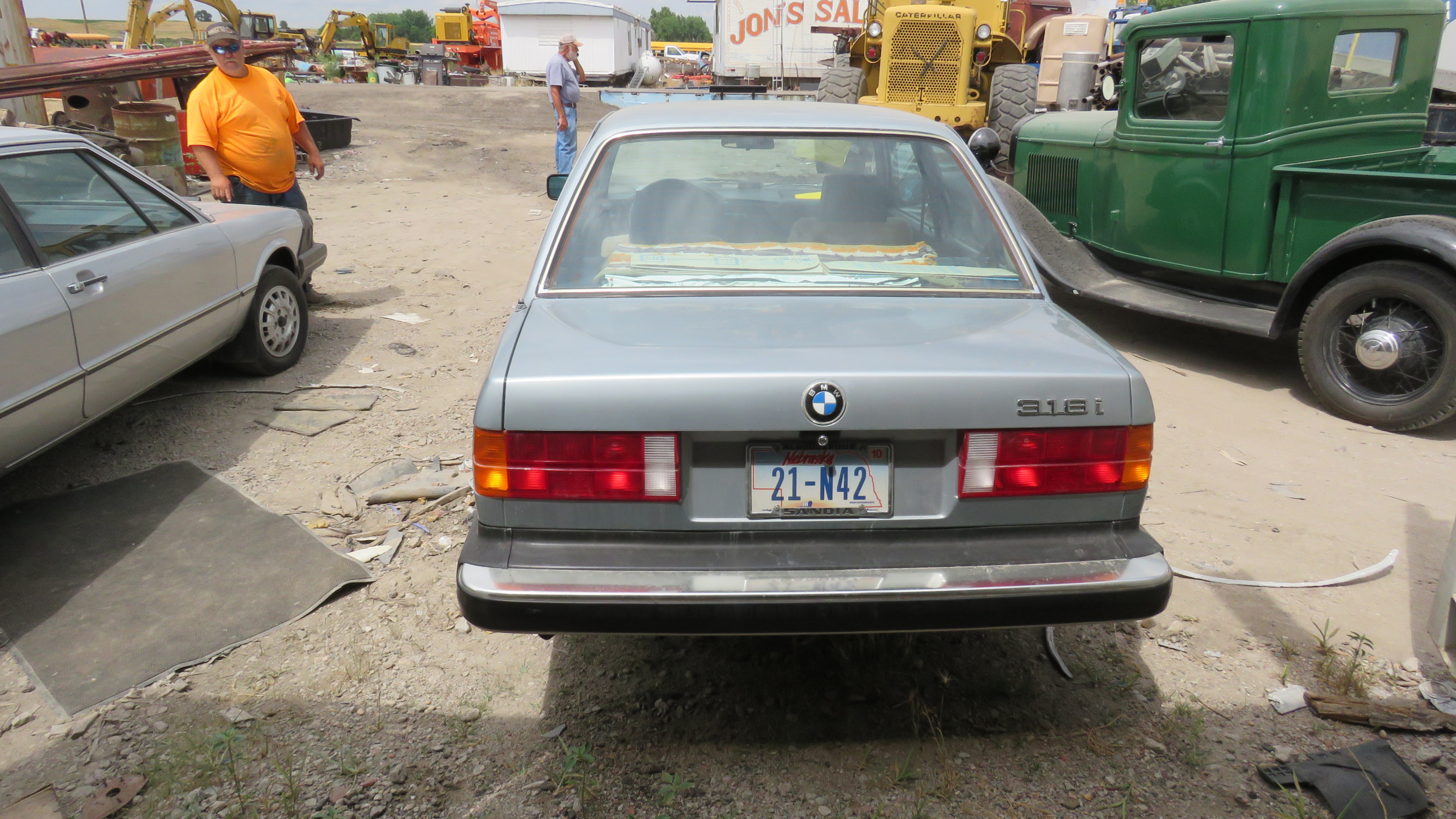 1984 BMW 318I 2DR SEDAN - Image 3