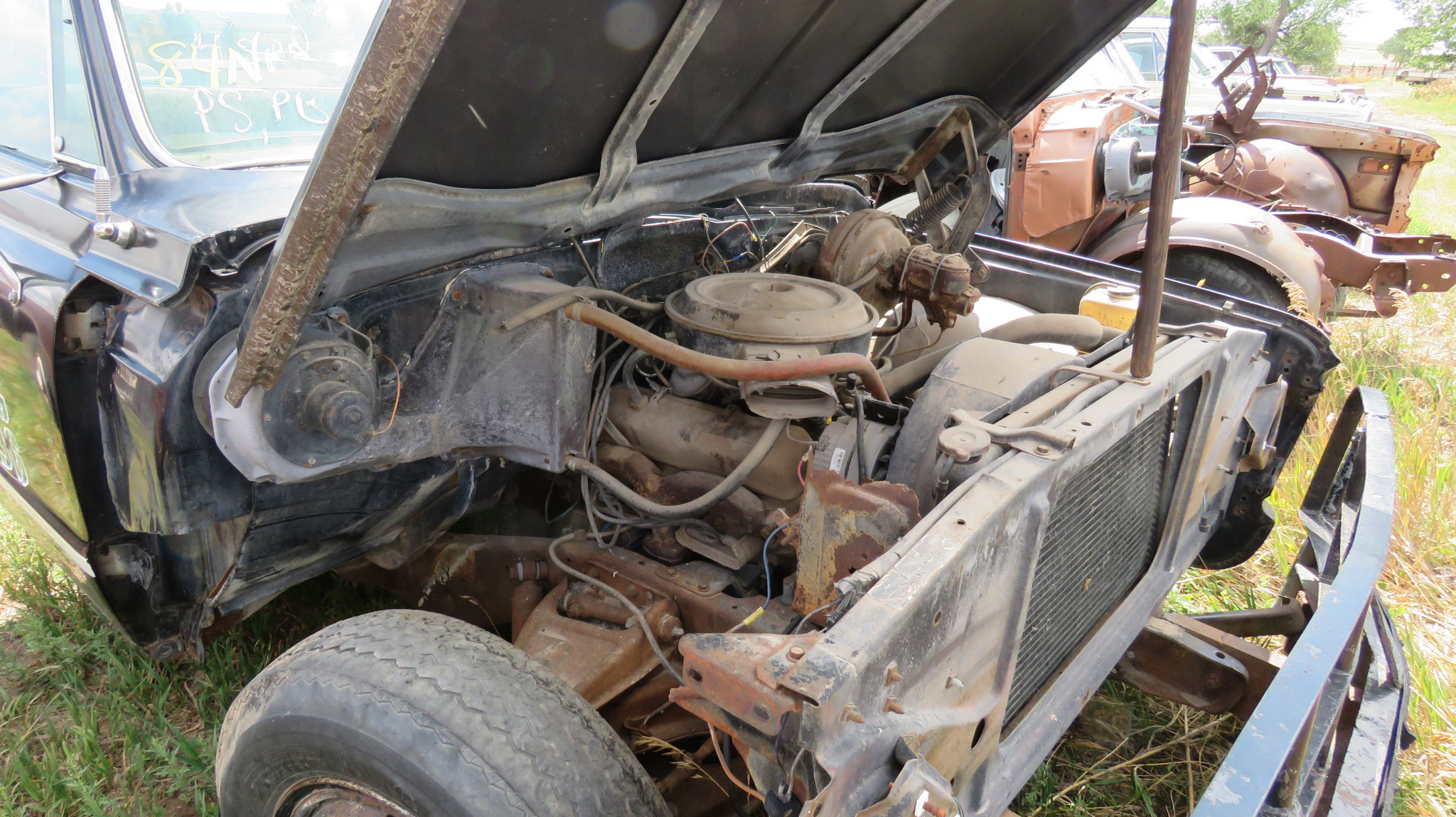 1969 CHEVROLET PICKUP FOR PARTS - Image 3
