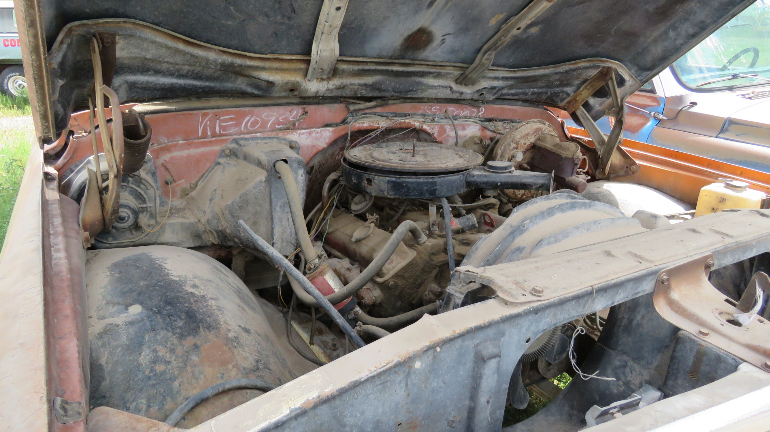 1971 CHEVROLET PICKUP FOR PARTS - Image 3