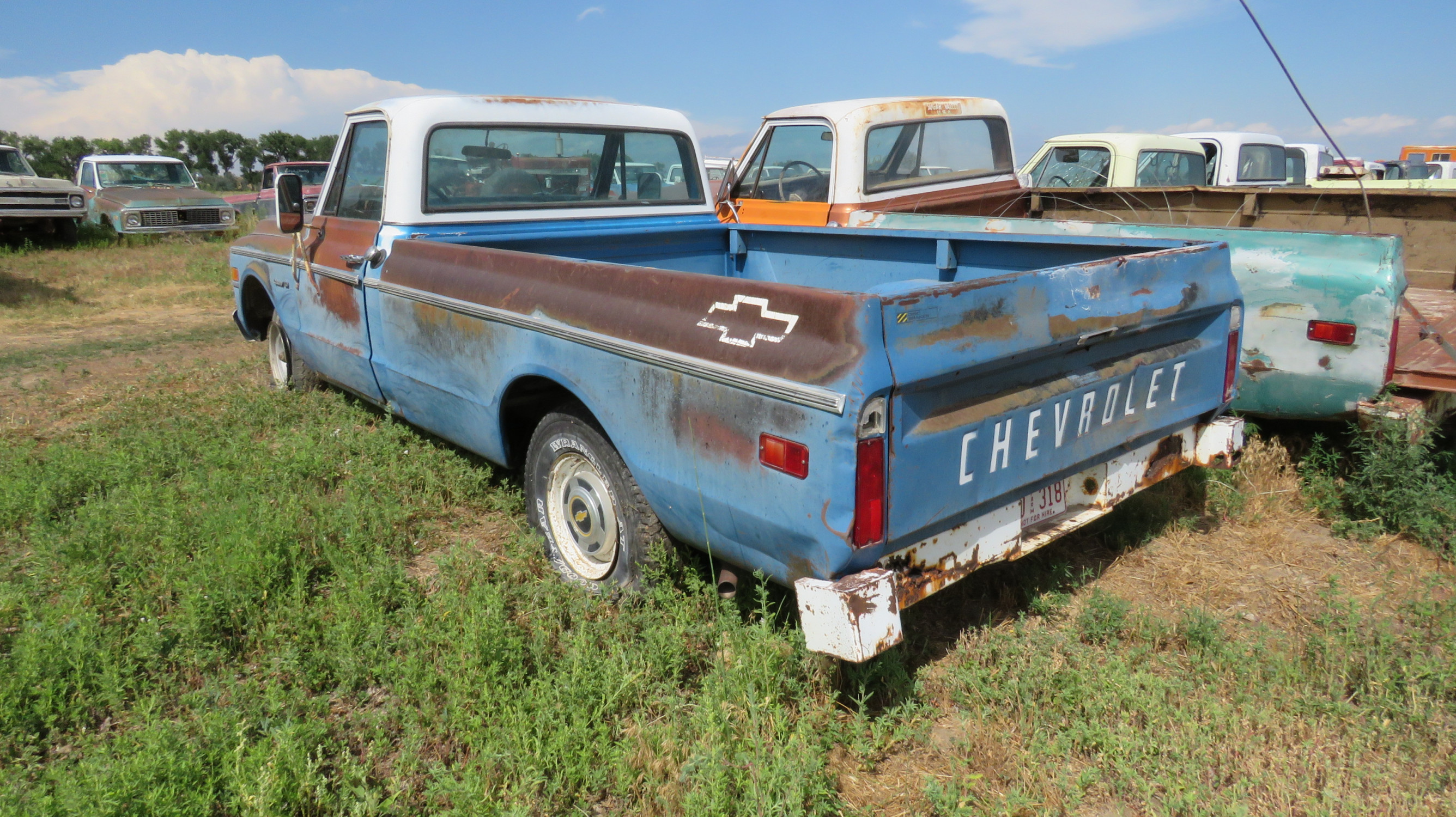 1971 CHEVROLET PICKUP - Image 2