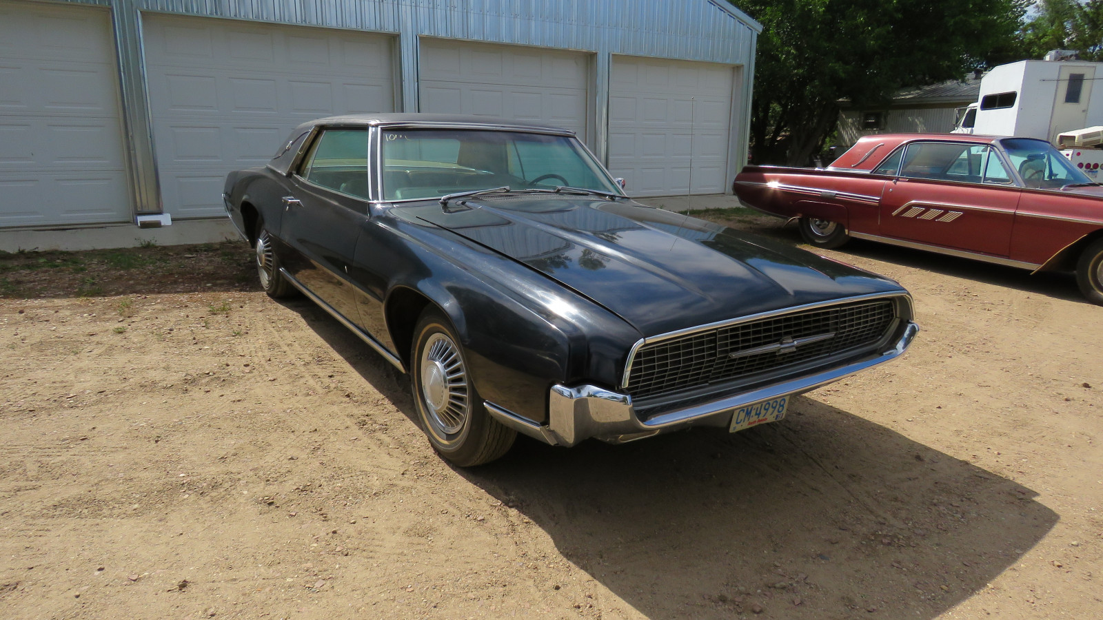 1967 Ford Thunderbird Coupe