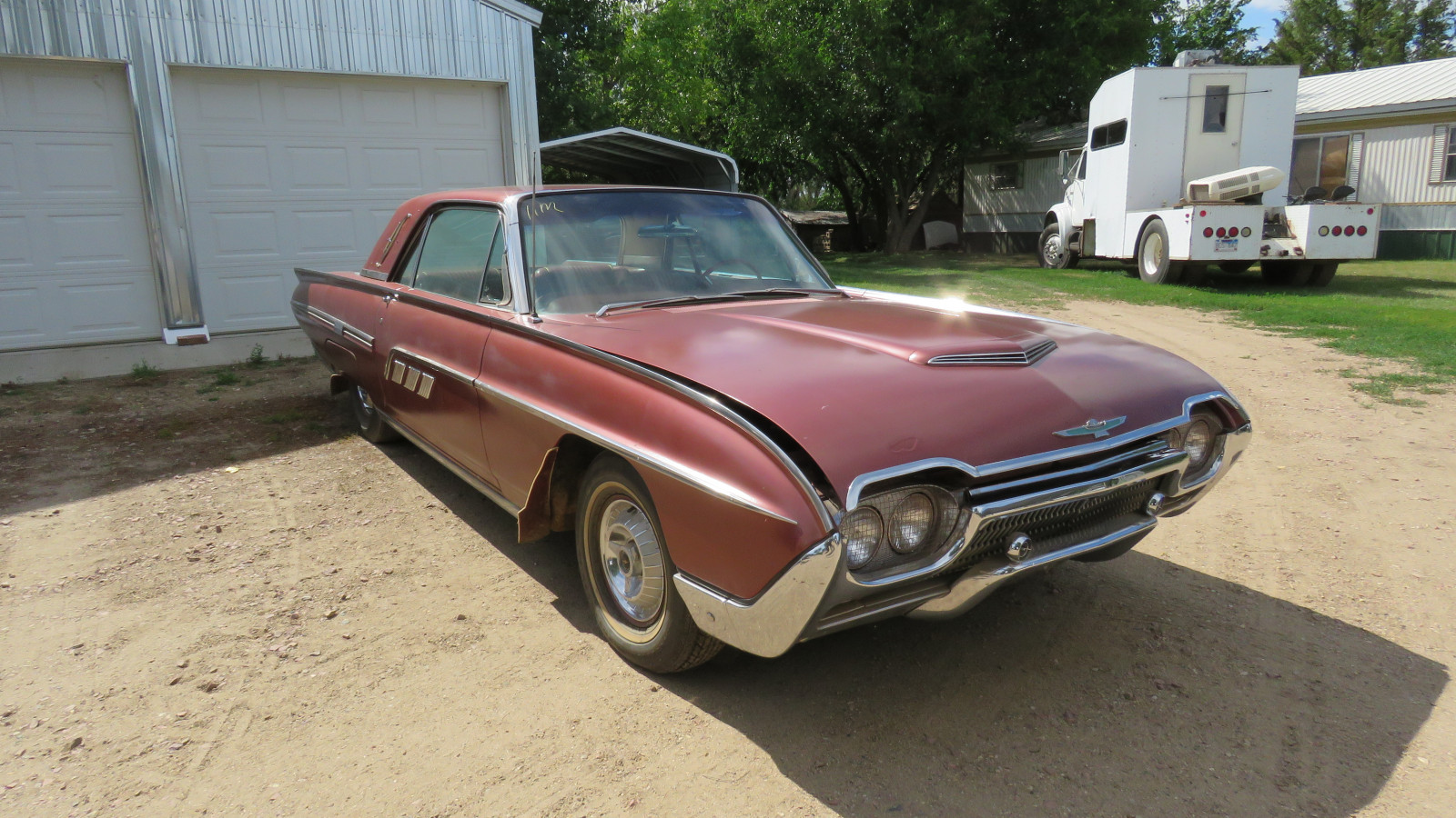 1963 Ford Thunderbird Coupe - Image 1