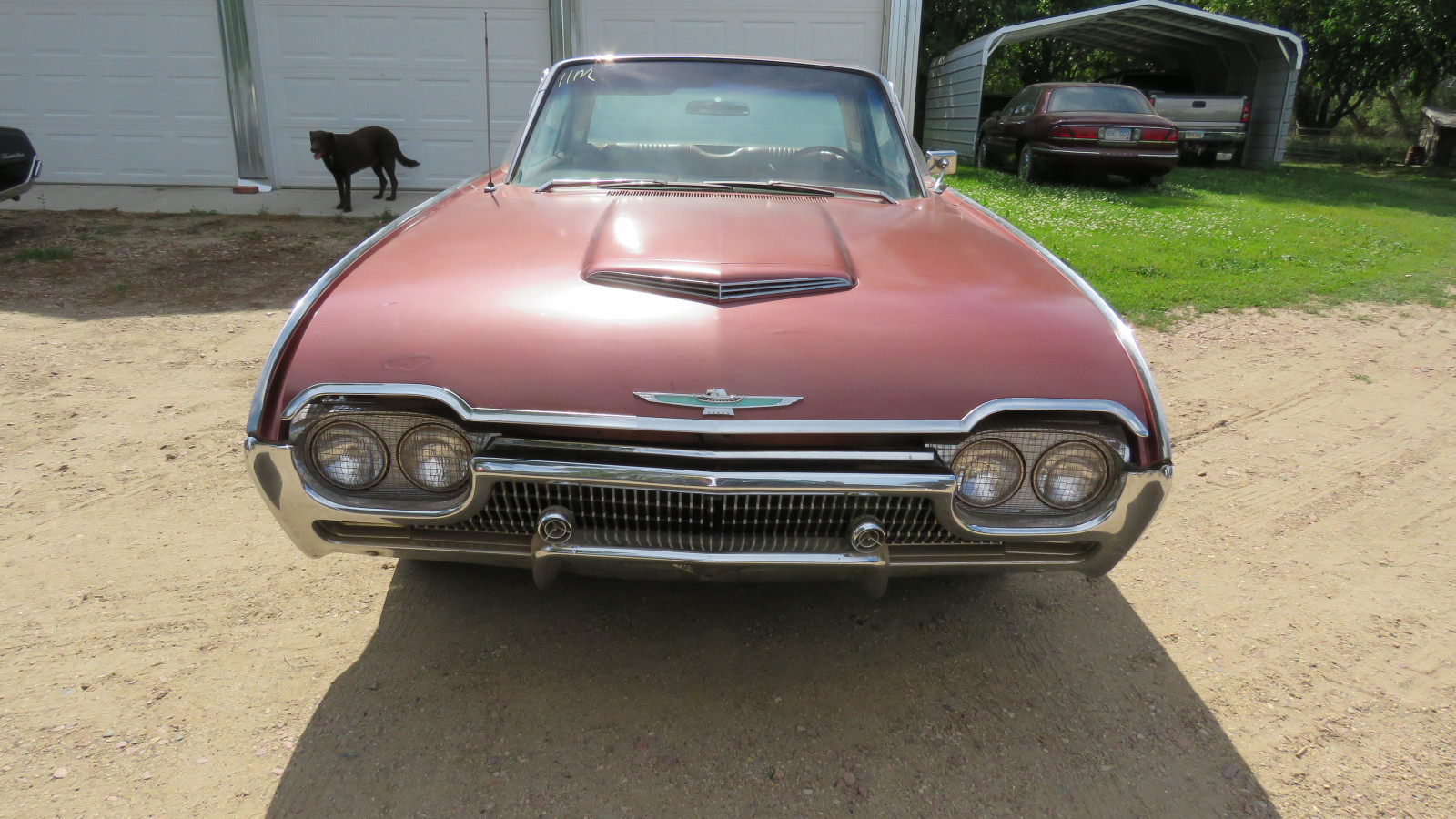 1963 Ford Thunderbird Coupe - Image 2
