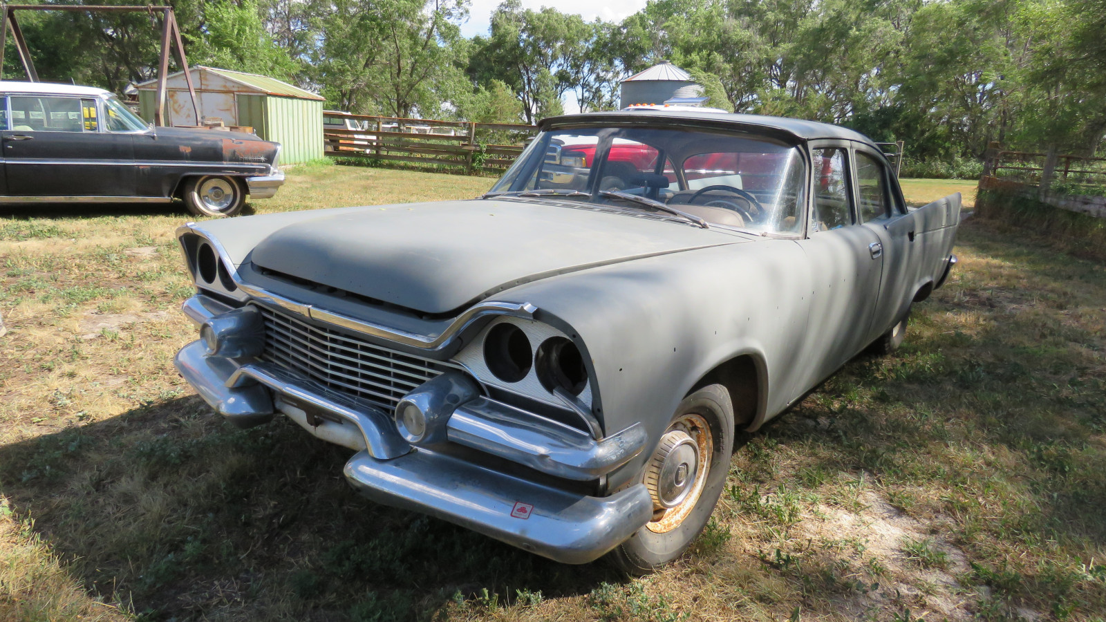 1958 Dodge Coronet 4dr Sedan - Image 3