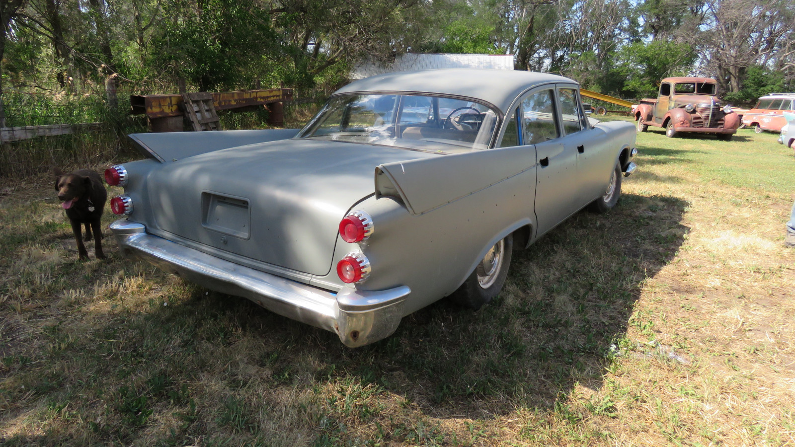 1958 Dodge Coronet 4dr Sedan - Image 7