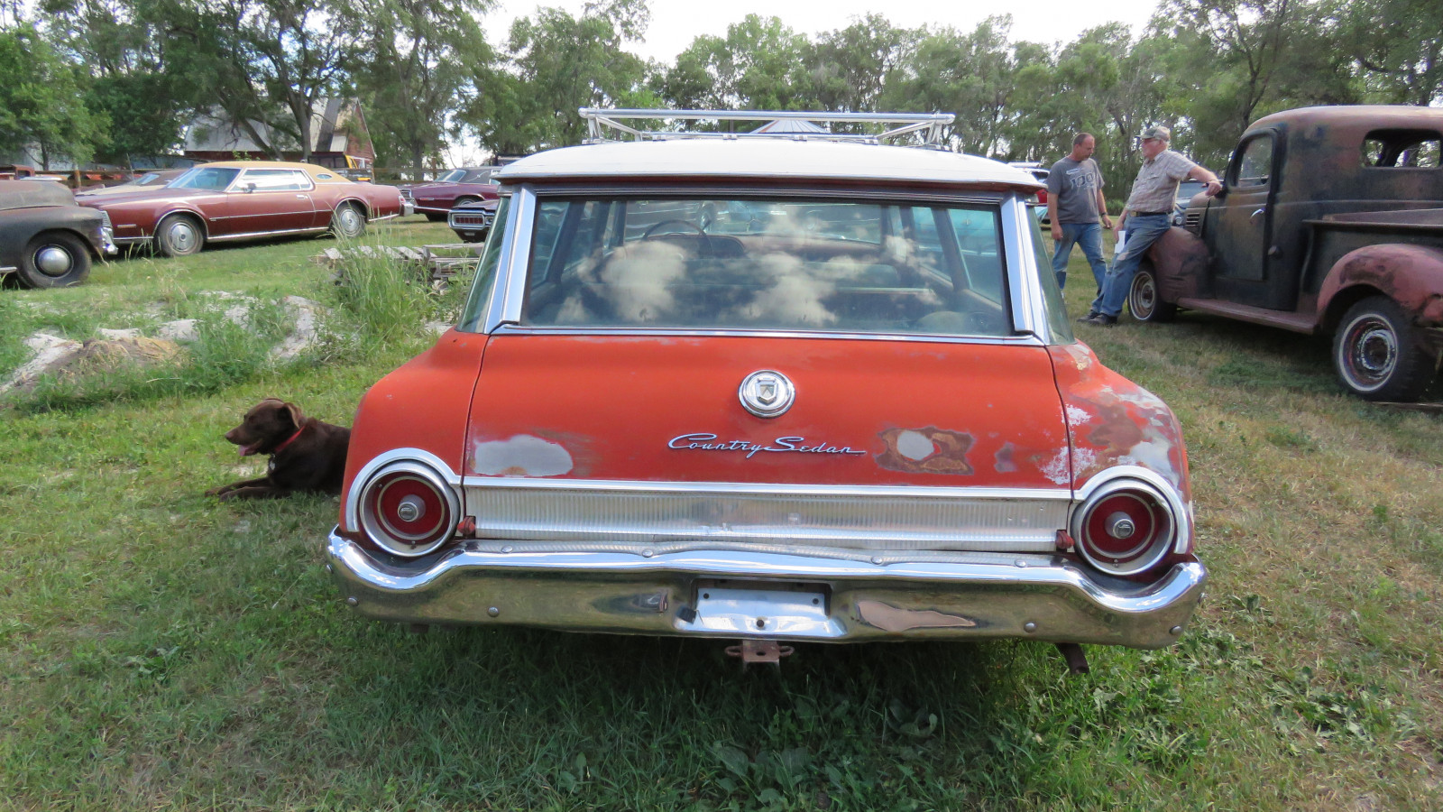 1962 Ford Country Sedan 4dr Wagon - Image 5