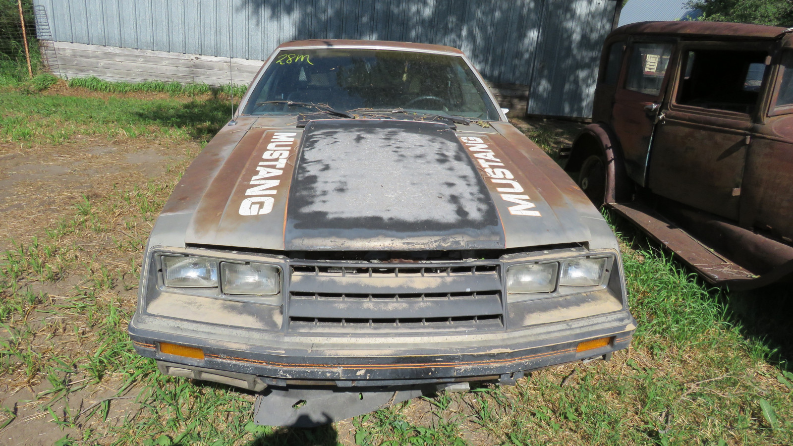 1979 Ford Mustang Coupe for Project or Parts - Image 2