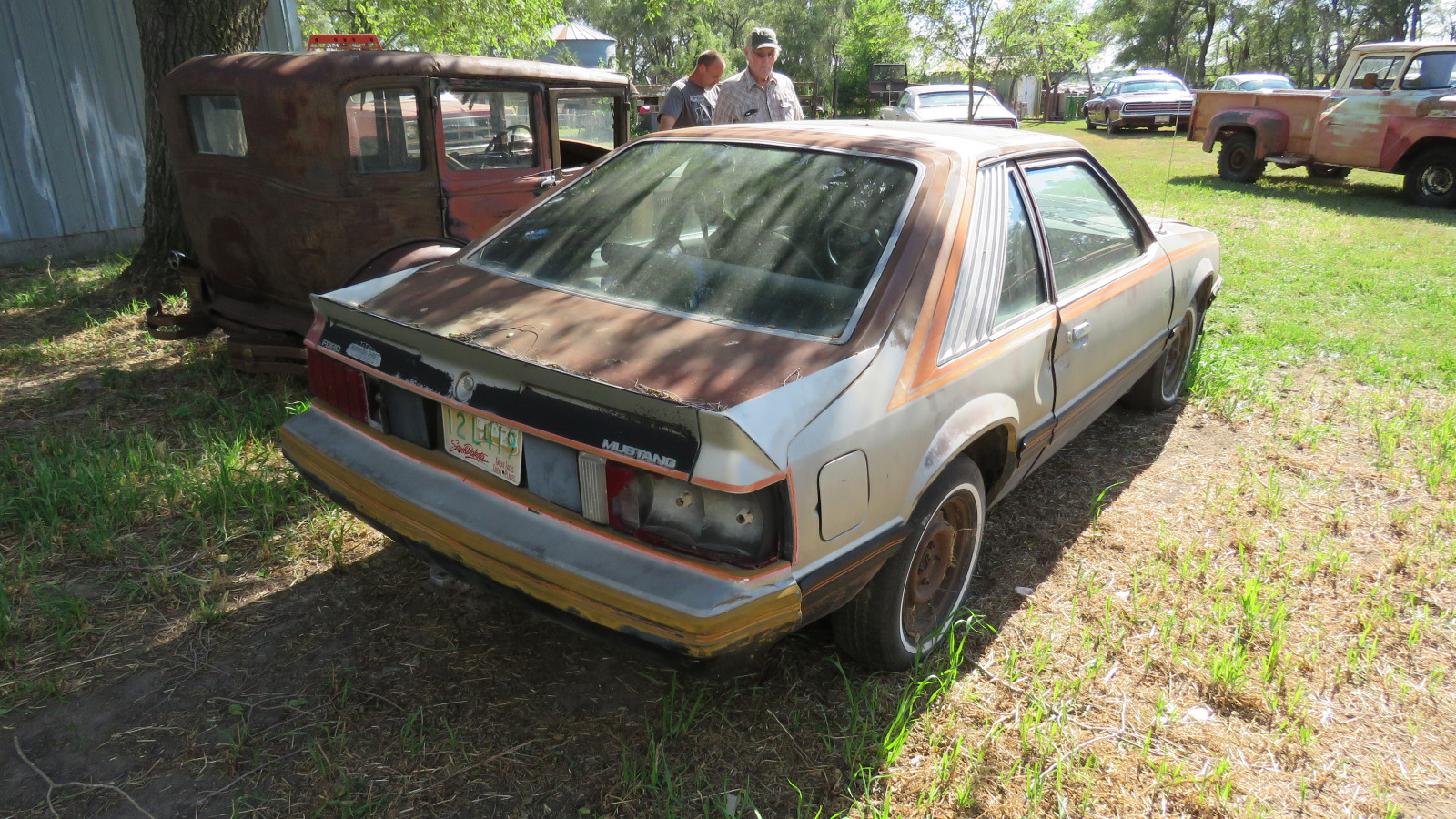 1979 Ford Mustang Coupe for Project or Parts - Image 5