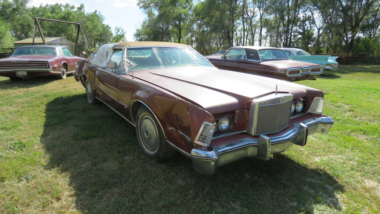 1974 Lincoln Mark IV - Image 2