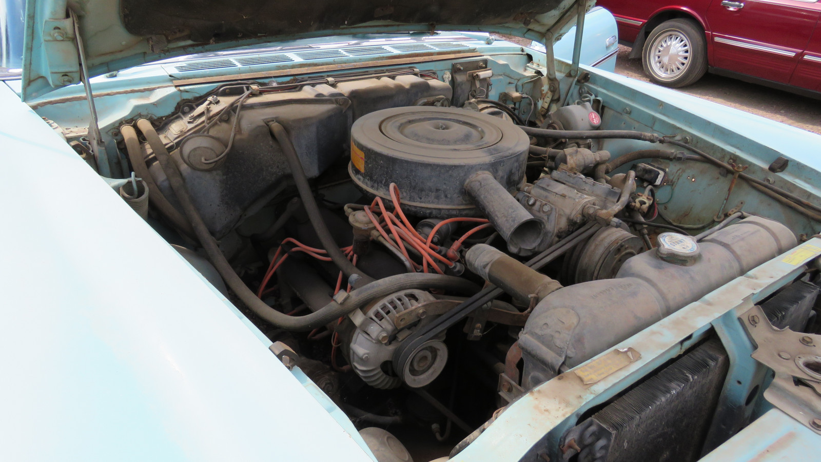 1962 Chrysler Newport 4dr Wagon Survivor - Image 11