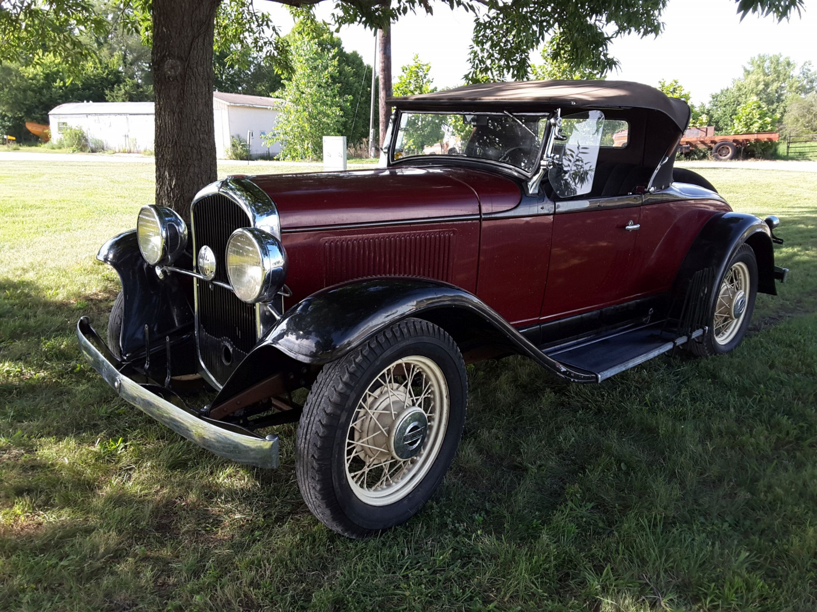 1931 Plymouth Sport Roadster - Image 1