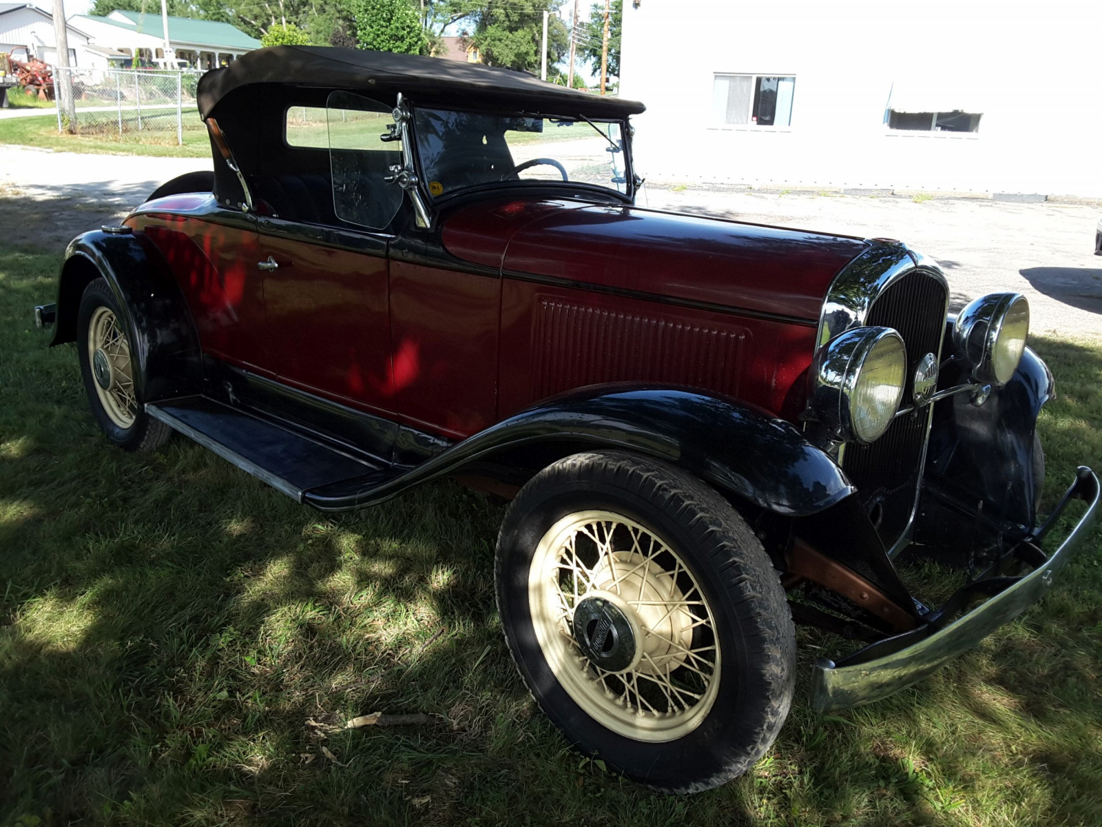 1931 Plymouth Sport Roadster - Image 3
