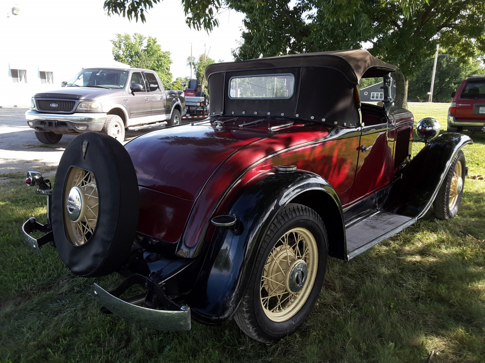 1931 Plymouth Sport Roadster - Image 5